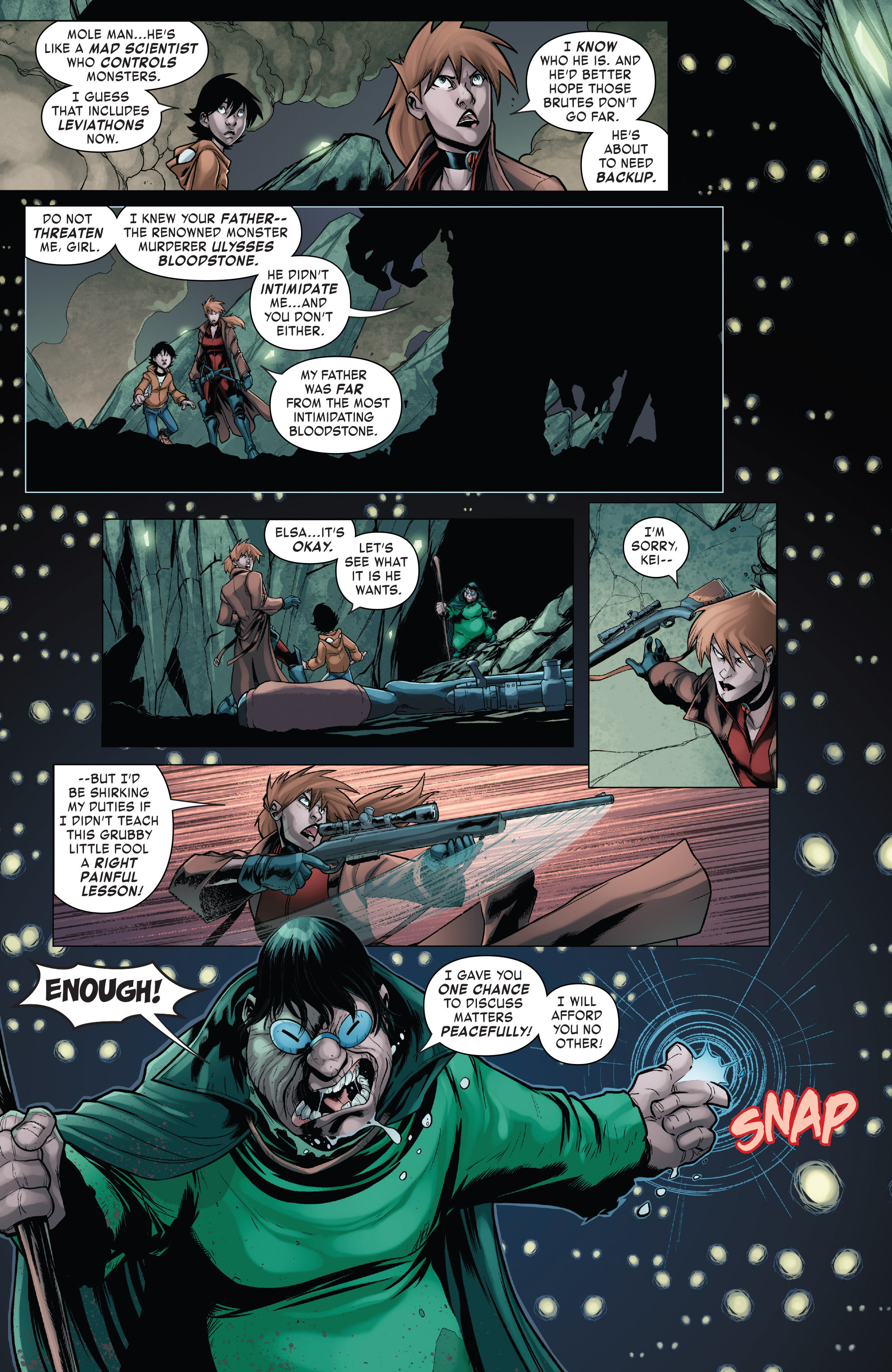 Read online Monsters Unleashed II comic -  Issue #2 - 12