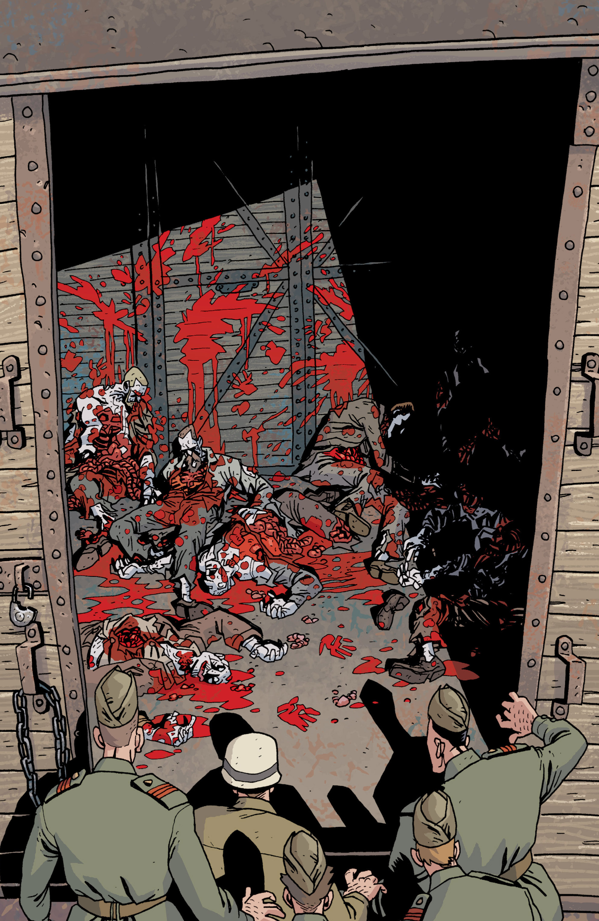 Read online B.P.R.D. (2003) comic -  Issue # TPB 13 - 10