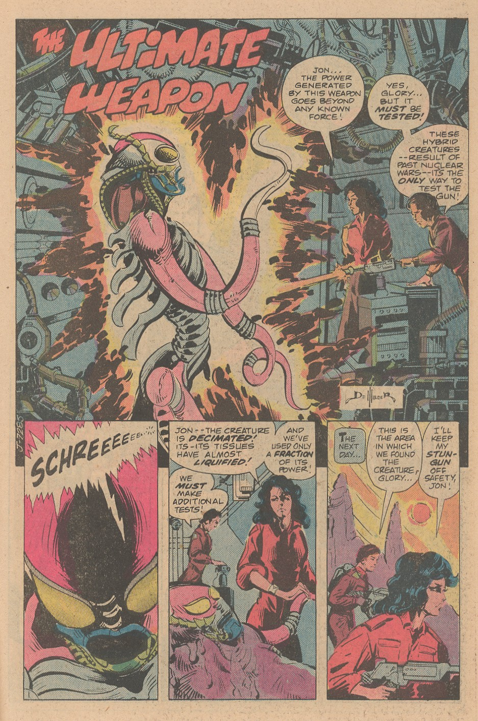 Read online Sgt. Rock comic -  Issue #355 - 21