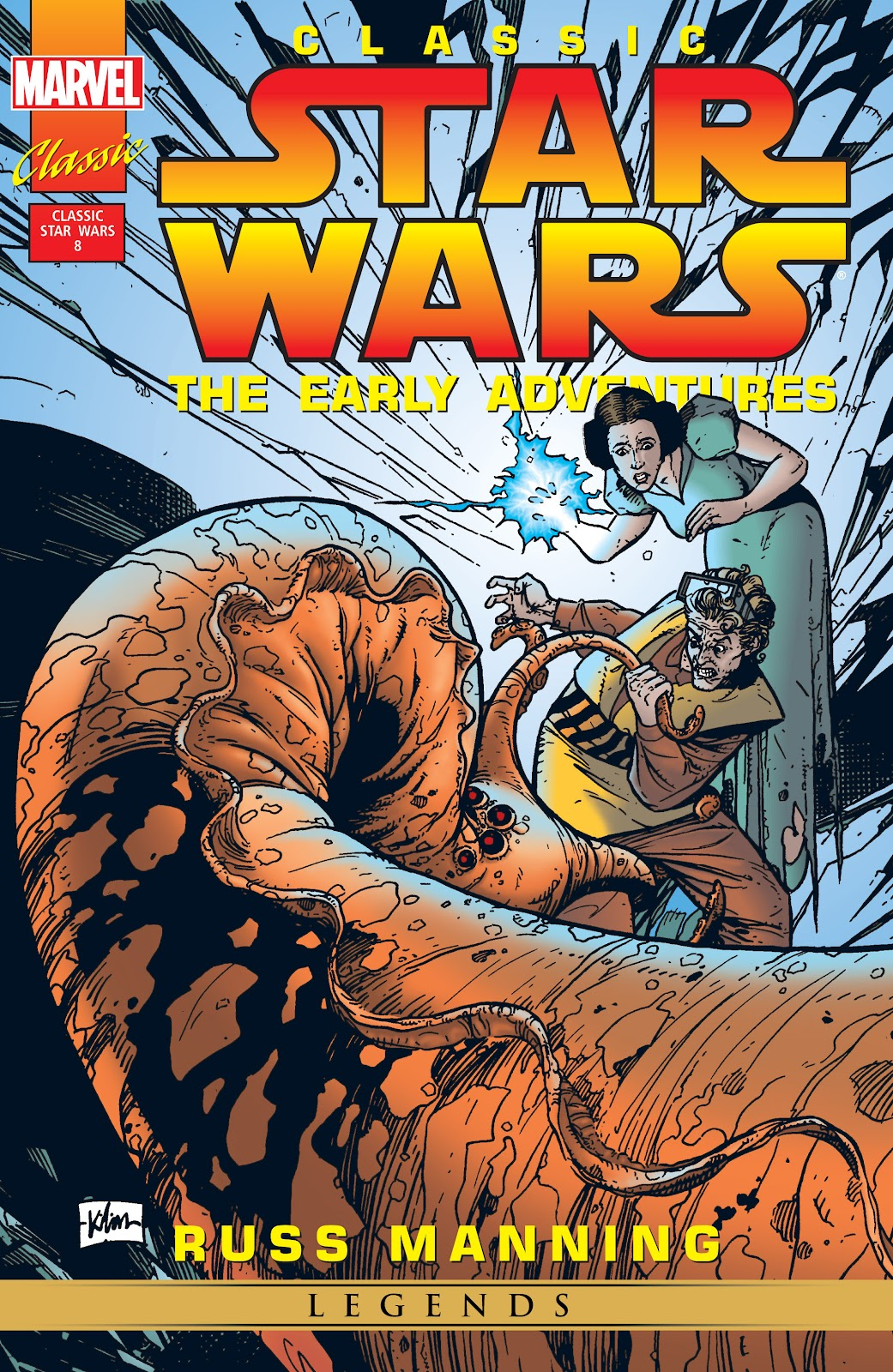 Read online Star Wars Legends: The Newspaper Strips - Epic Collection comic -  Issue # TPB (Part 3) - 29