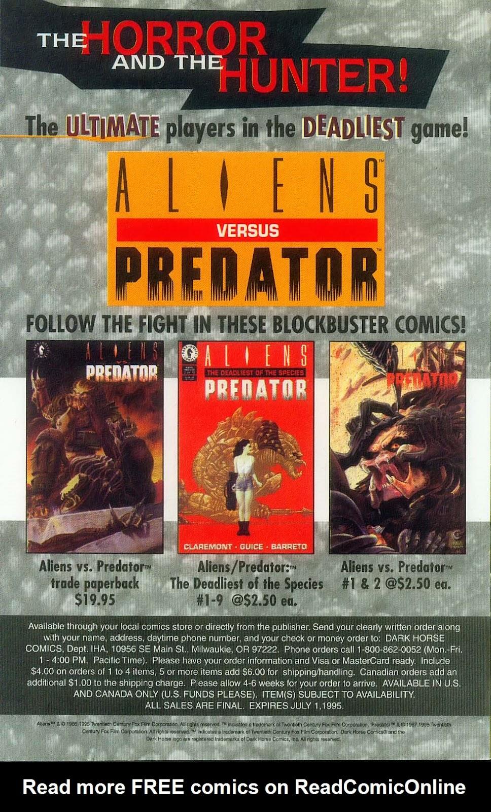 Godzilla (1995) Issue #3 #4 - English 34