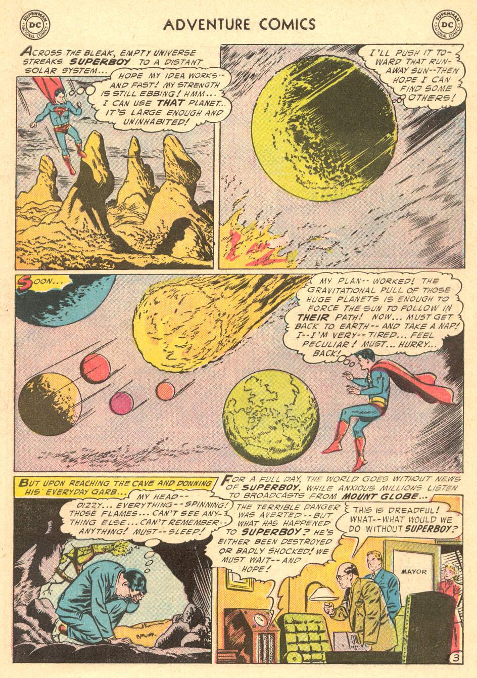 Read online Adventure Comics (1938) comic -  Issue #212 - 5