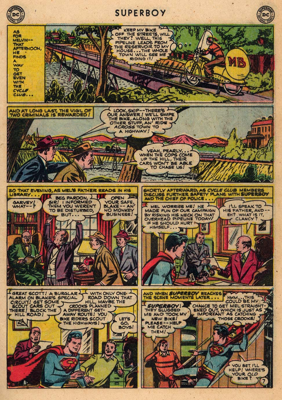 Superboy (1949) issue 20 - Page 19