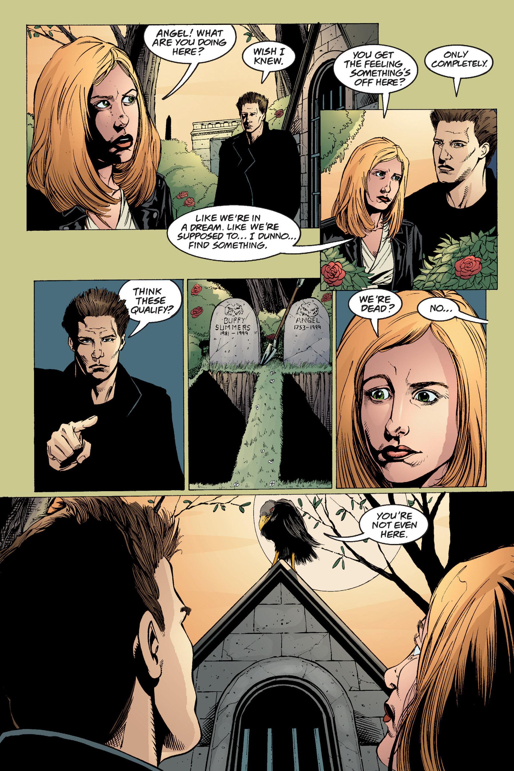 Read online Buffy the Vampire Slayer: Omnibus comic -  Issue # TPB 4 - 357