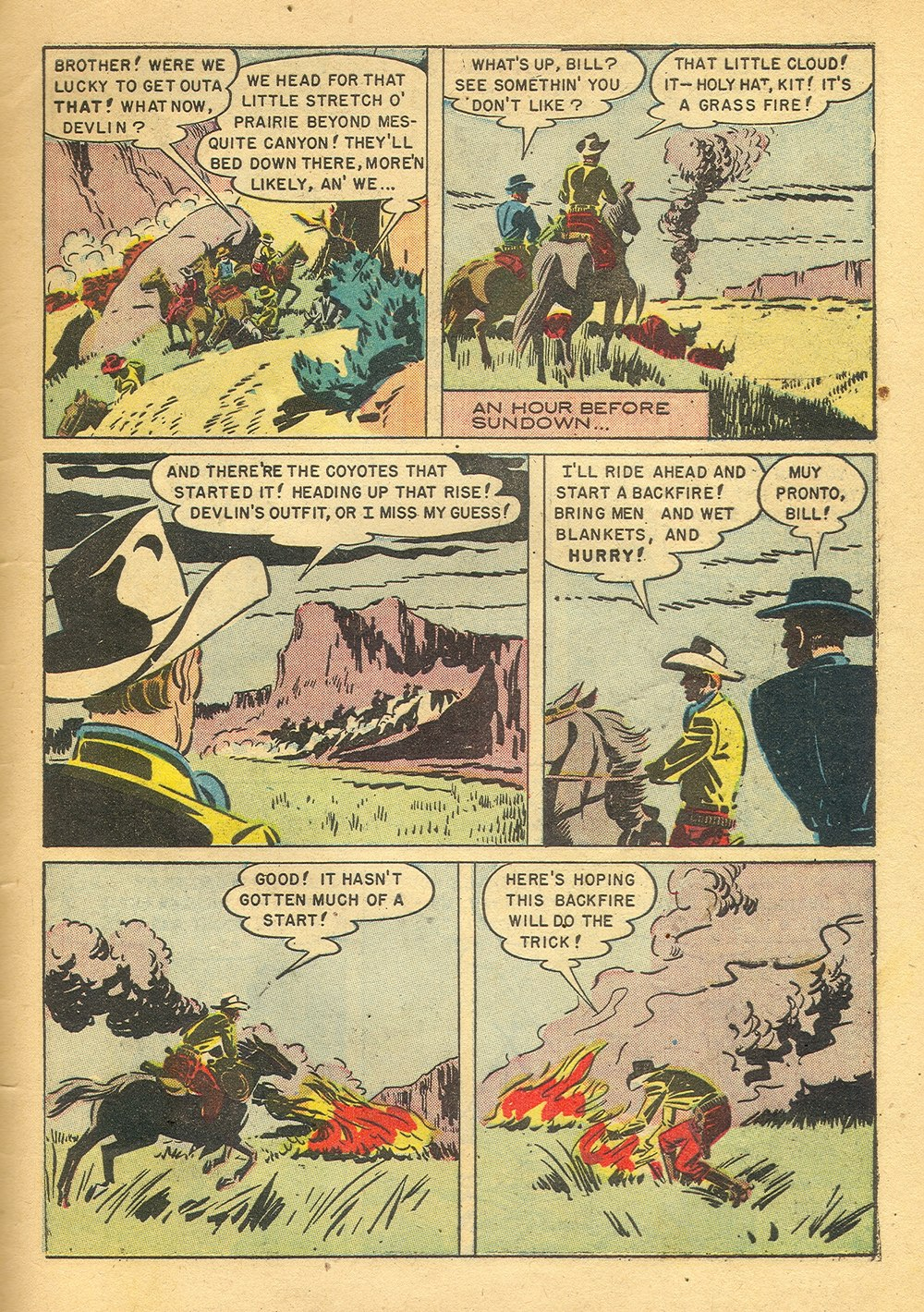 Four Color Comics issue 278 - Page 47