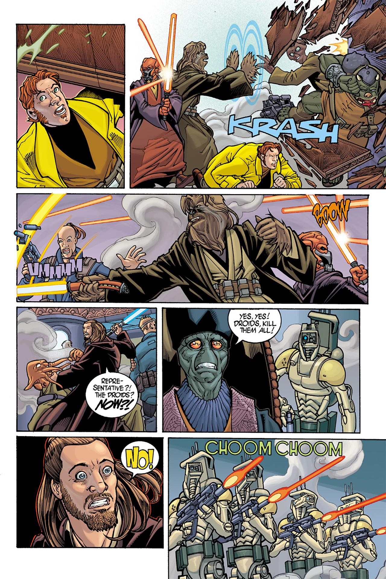 Read online Star Wars Omnibus comic -  Issue # Vol. 15.5 - 22