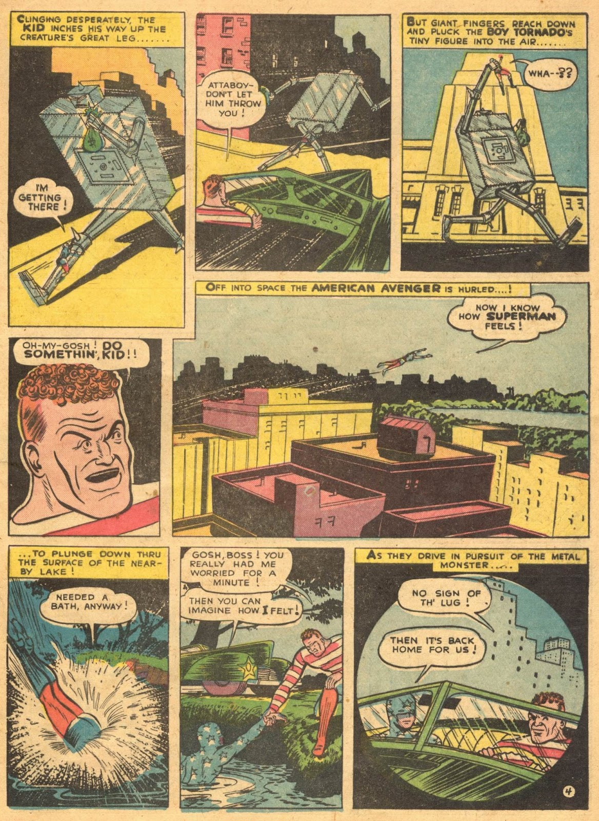Star Spangled Comics (1941) issue 1 - Page 51
