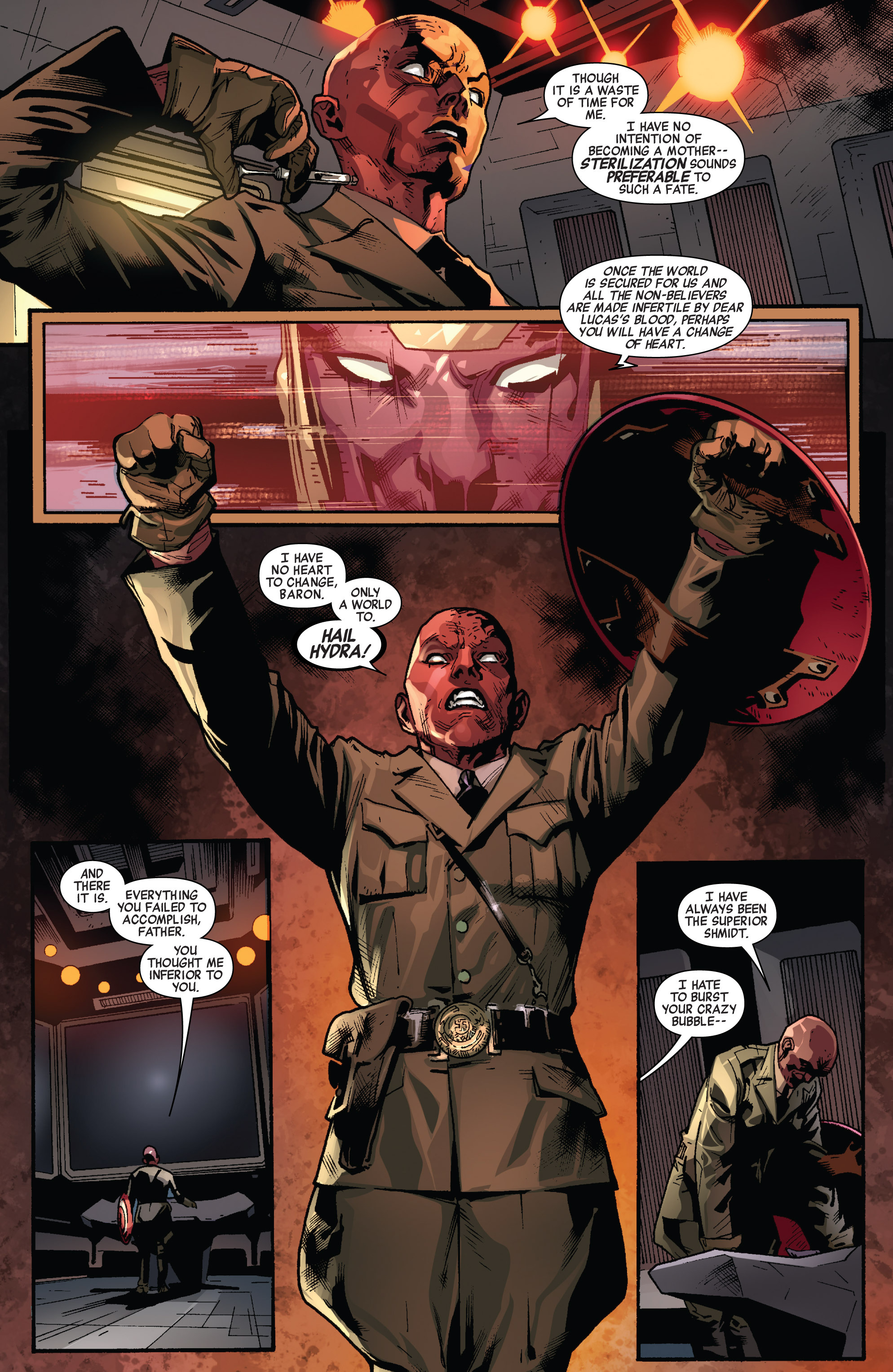 Read online All-New Captain America comic -  Issue #3 - 17