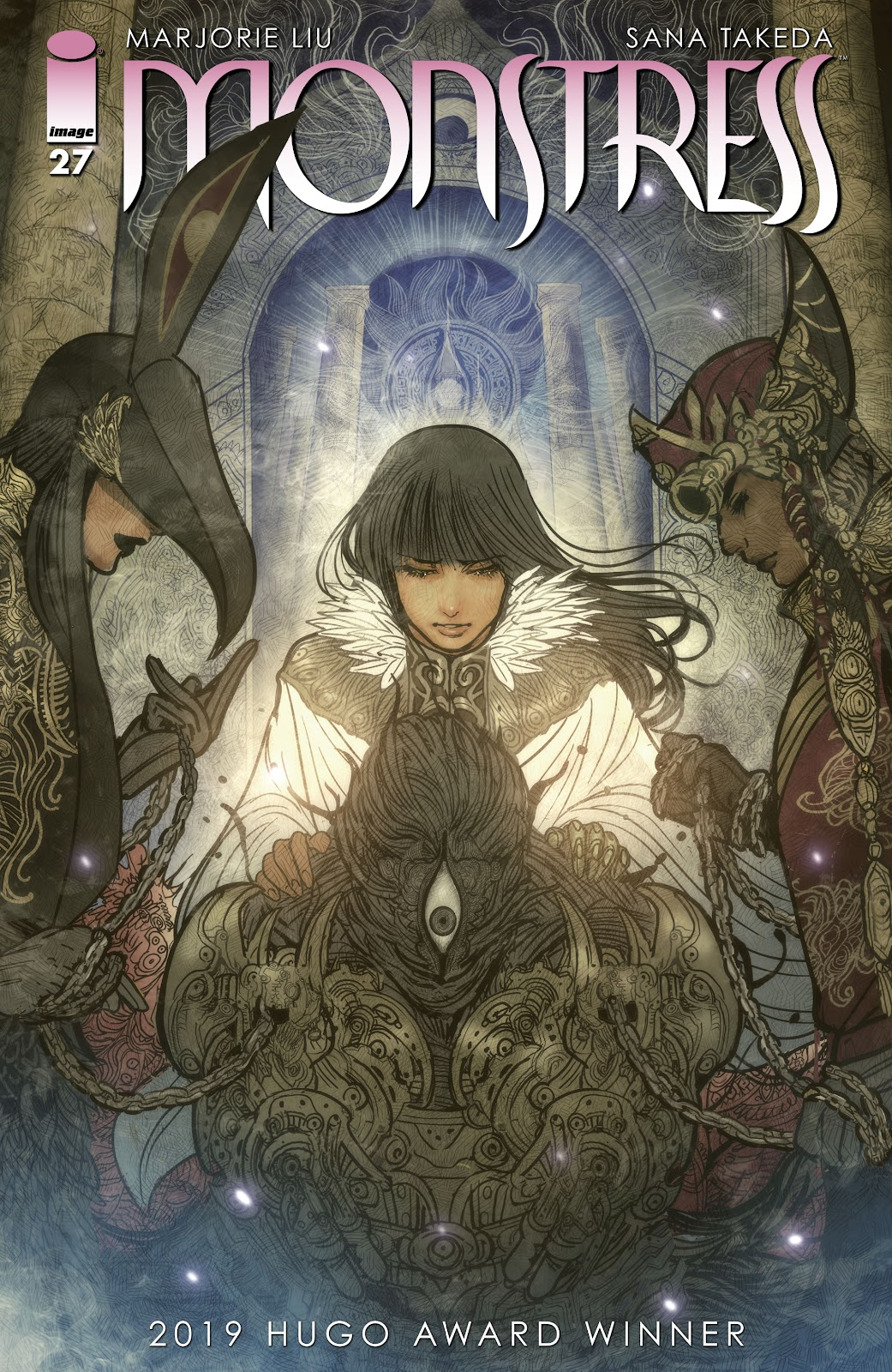 Monstress issue 27 - Page 1