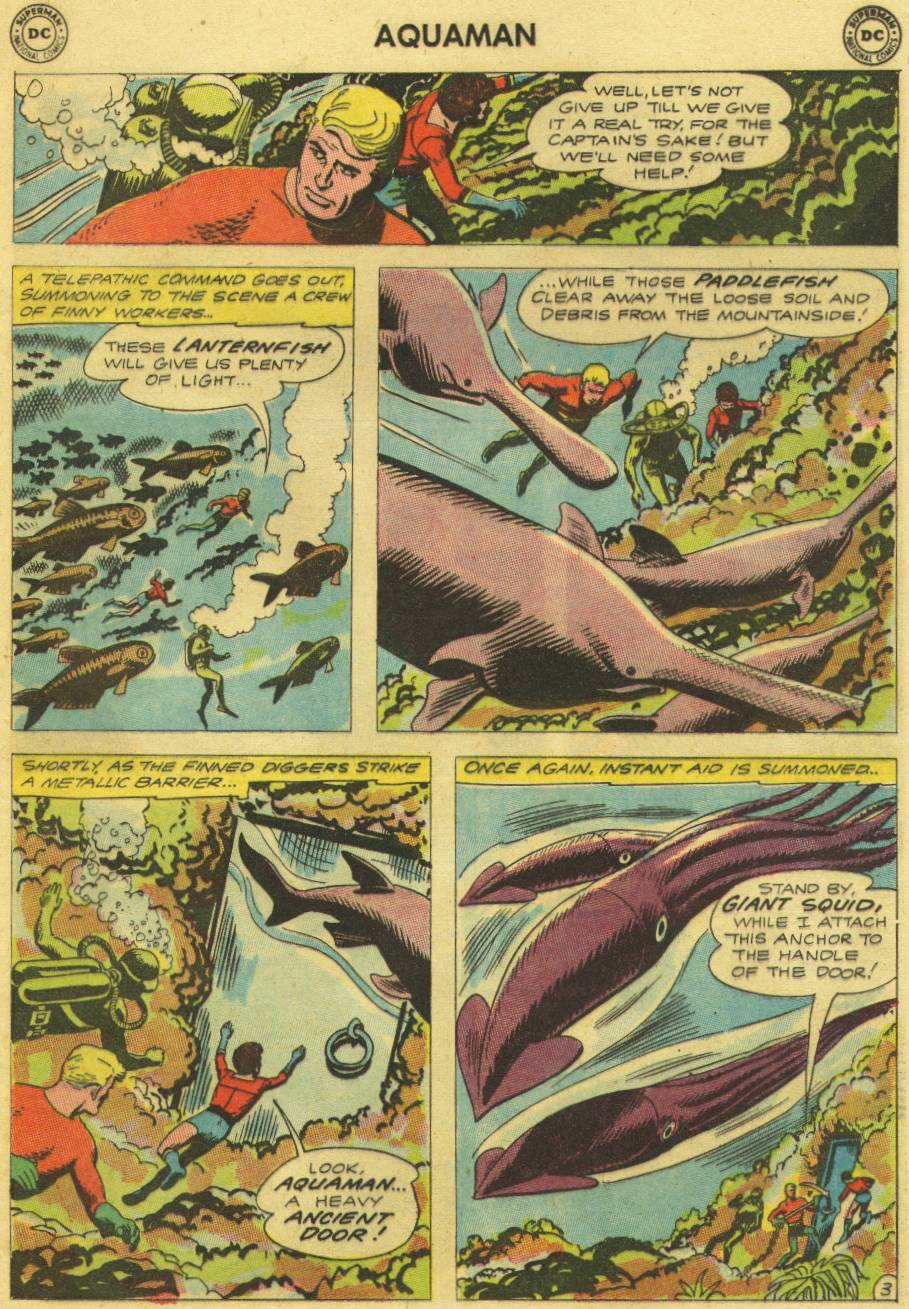 Read online Aquaman (1962) comic -  Issue #9 - 5
