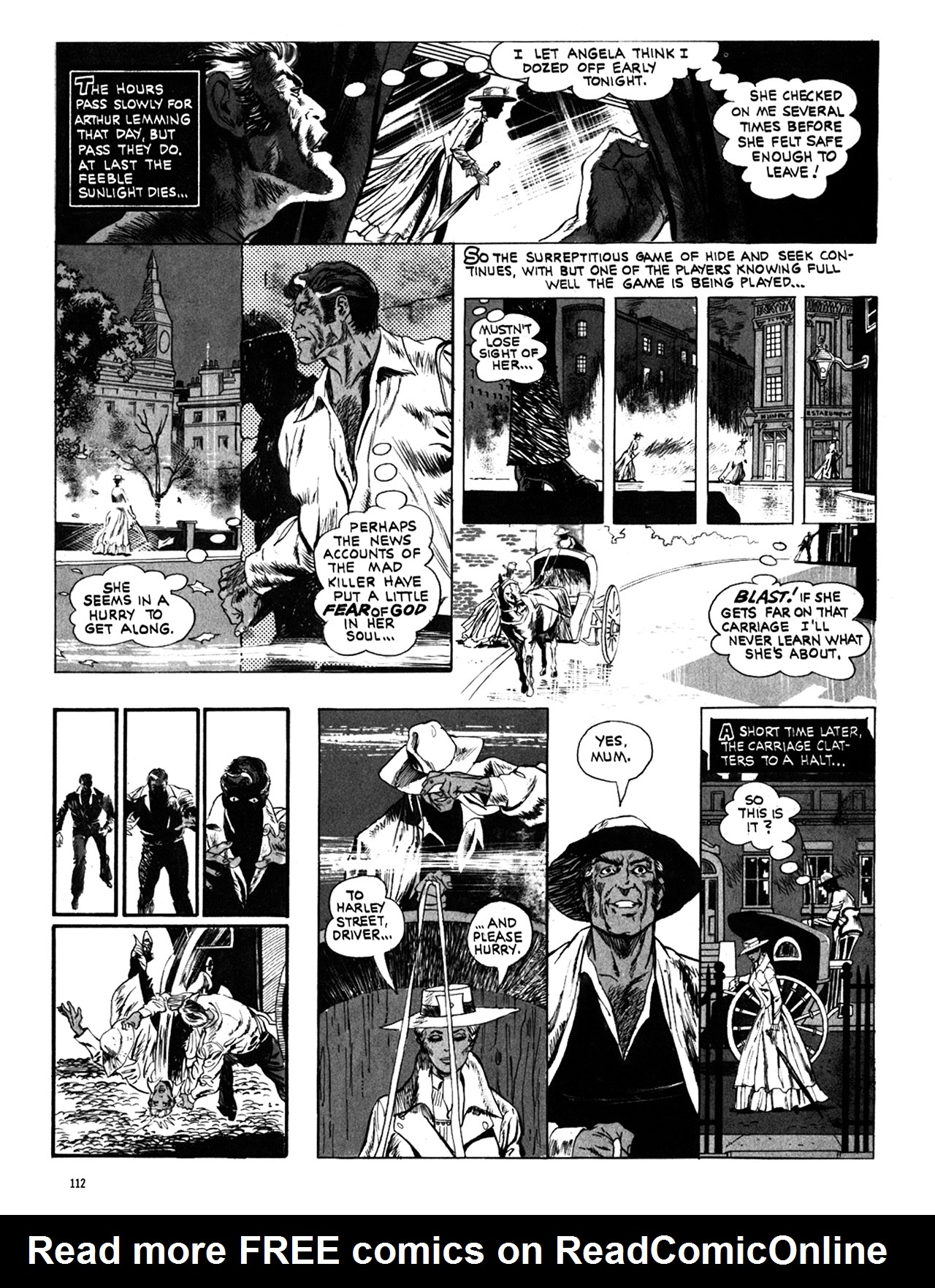 Read online Eerie Archives comic -  Issue # TPB 10 - 113