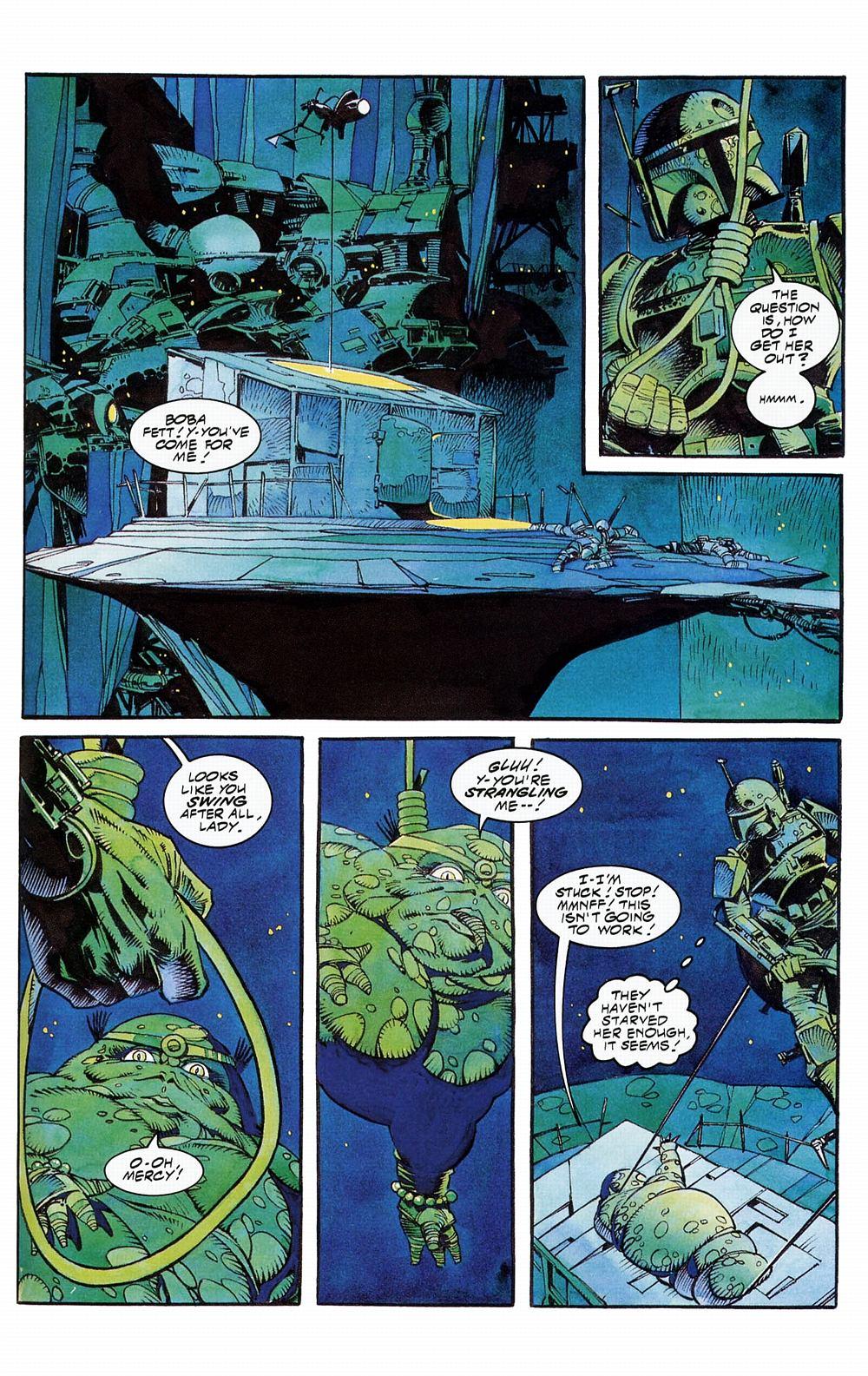 Read online Star Wars Omnibus comic -  Issue # Vol. 12 - 409