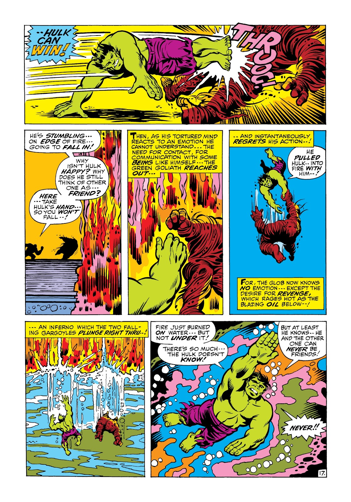 Read online Marvel Masterworks: The Incredible Hulk comic -  Issue # TPB 6 (Part 2) - 70