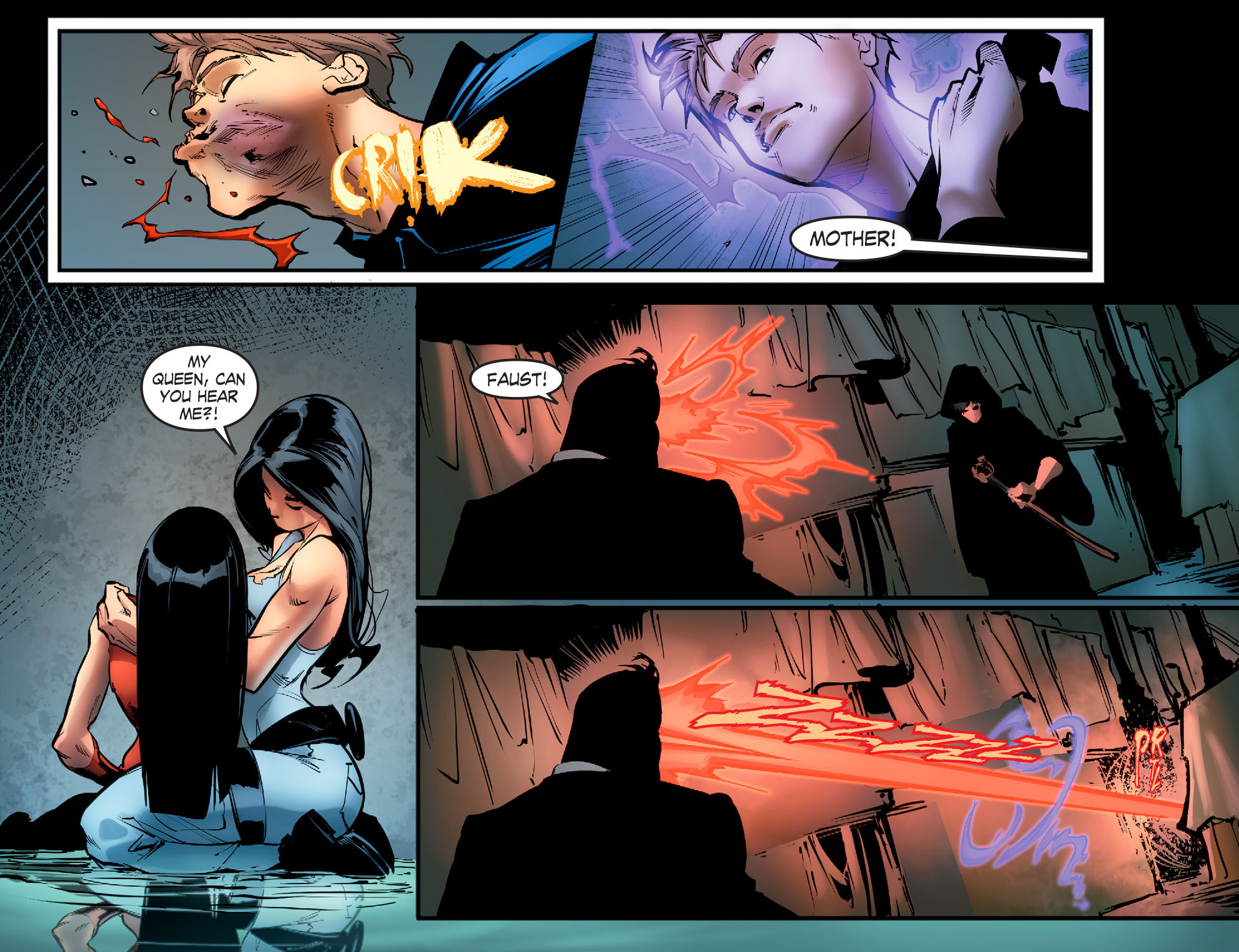 Read online Smallville: Season 11 comic -  Issue #65 - 18