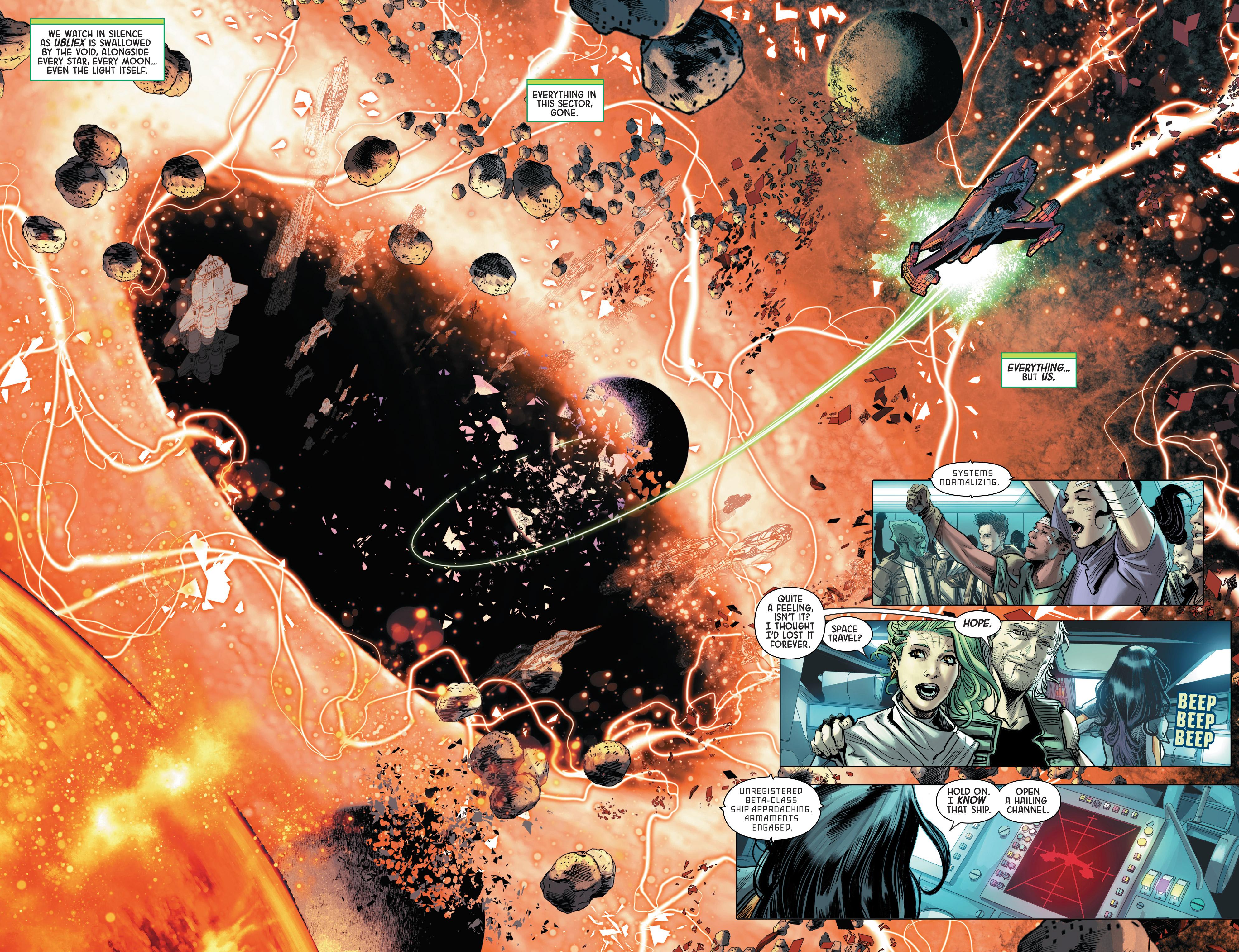 Read online Gamora comic -  Issue #5 - 15