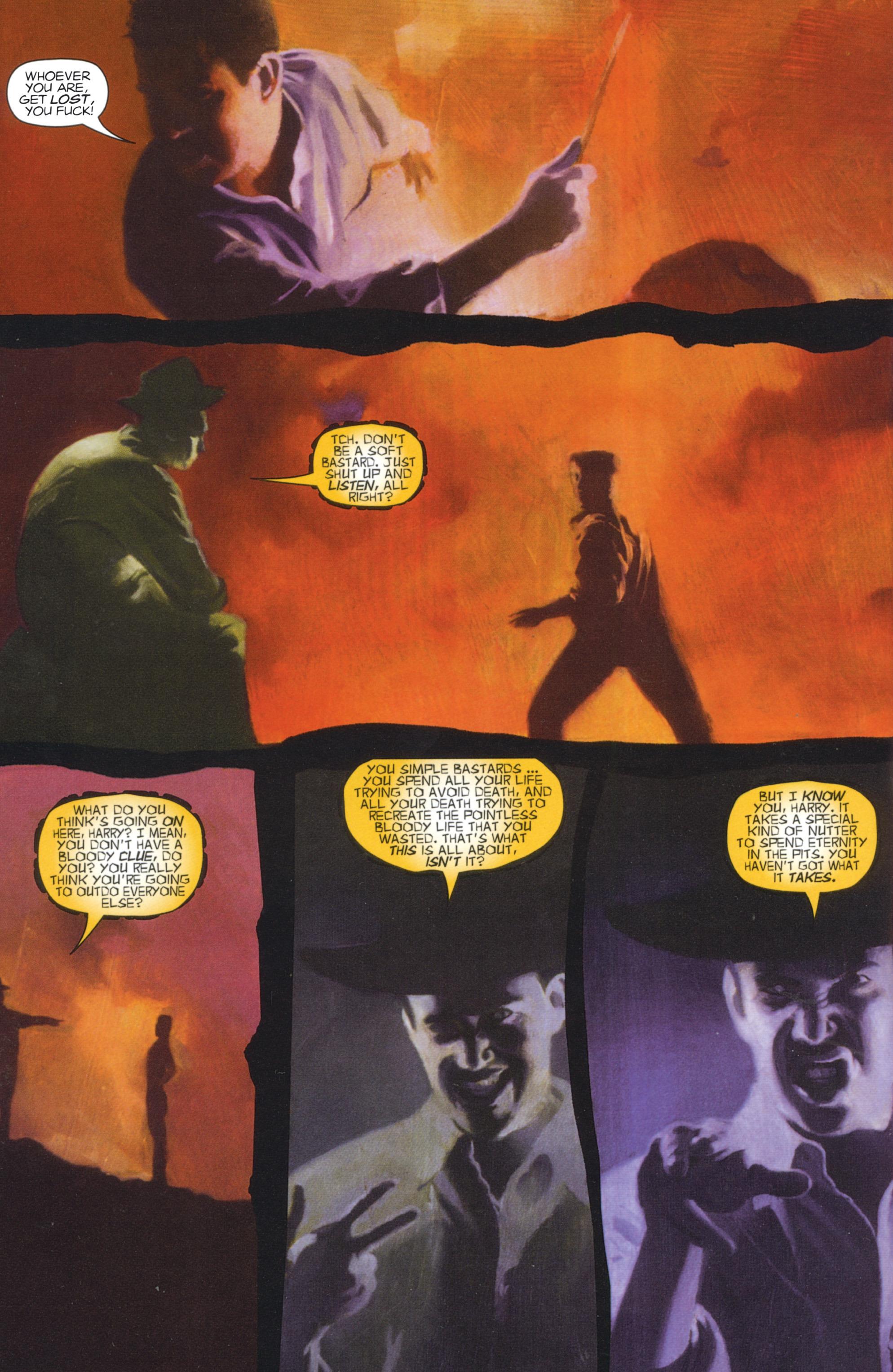 Read online Deadside comic -  Issue #3 - 14