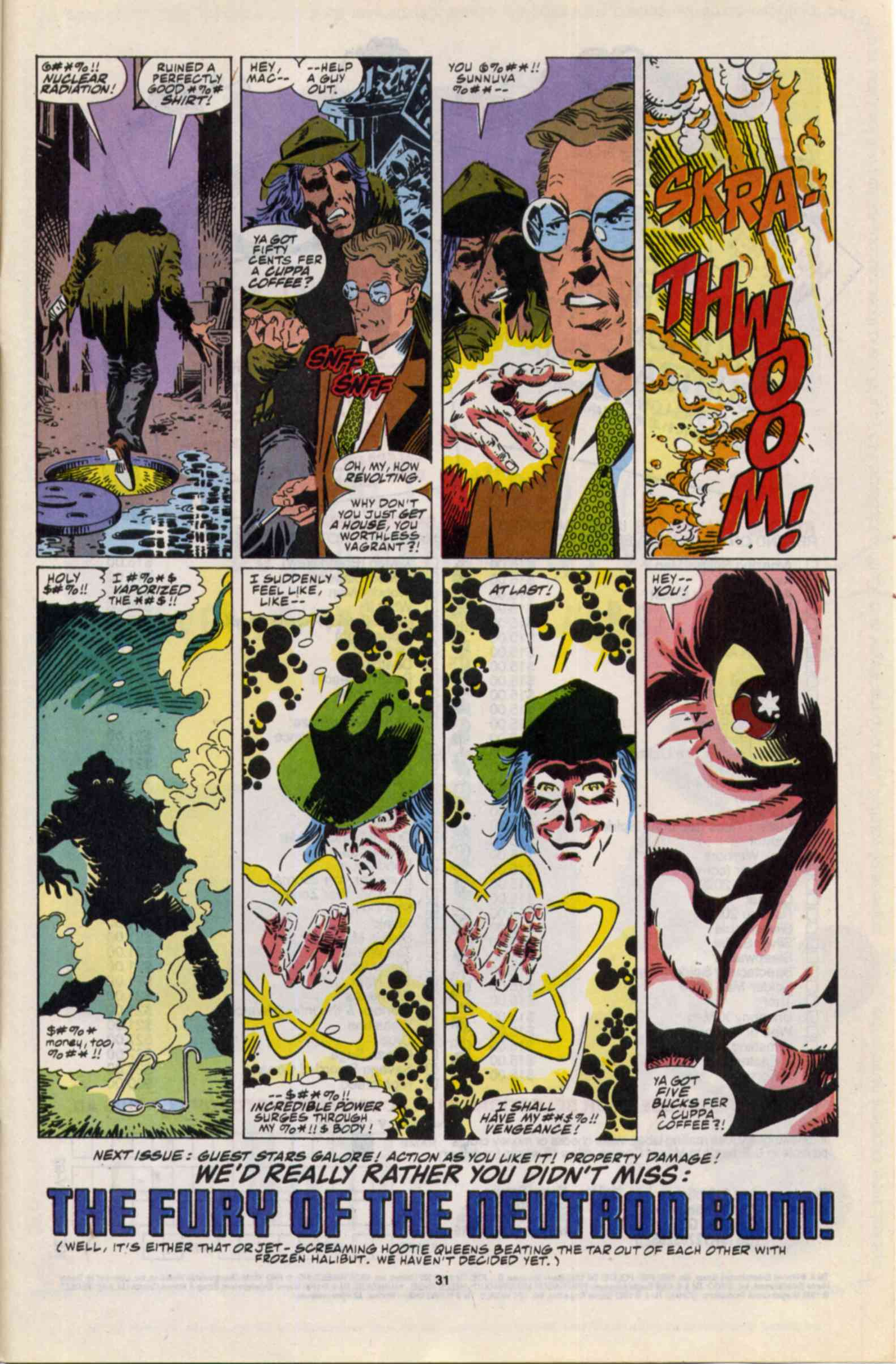 Read online Slapstick comic -  Issue #3 - 24