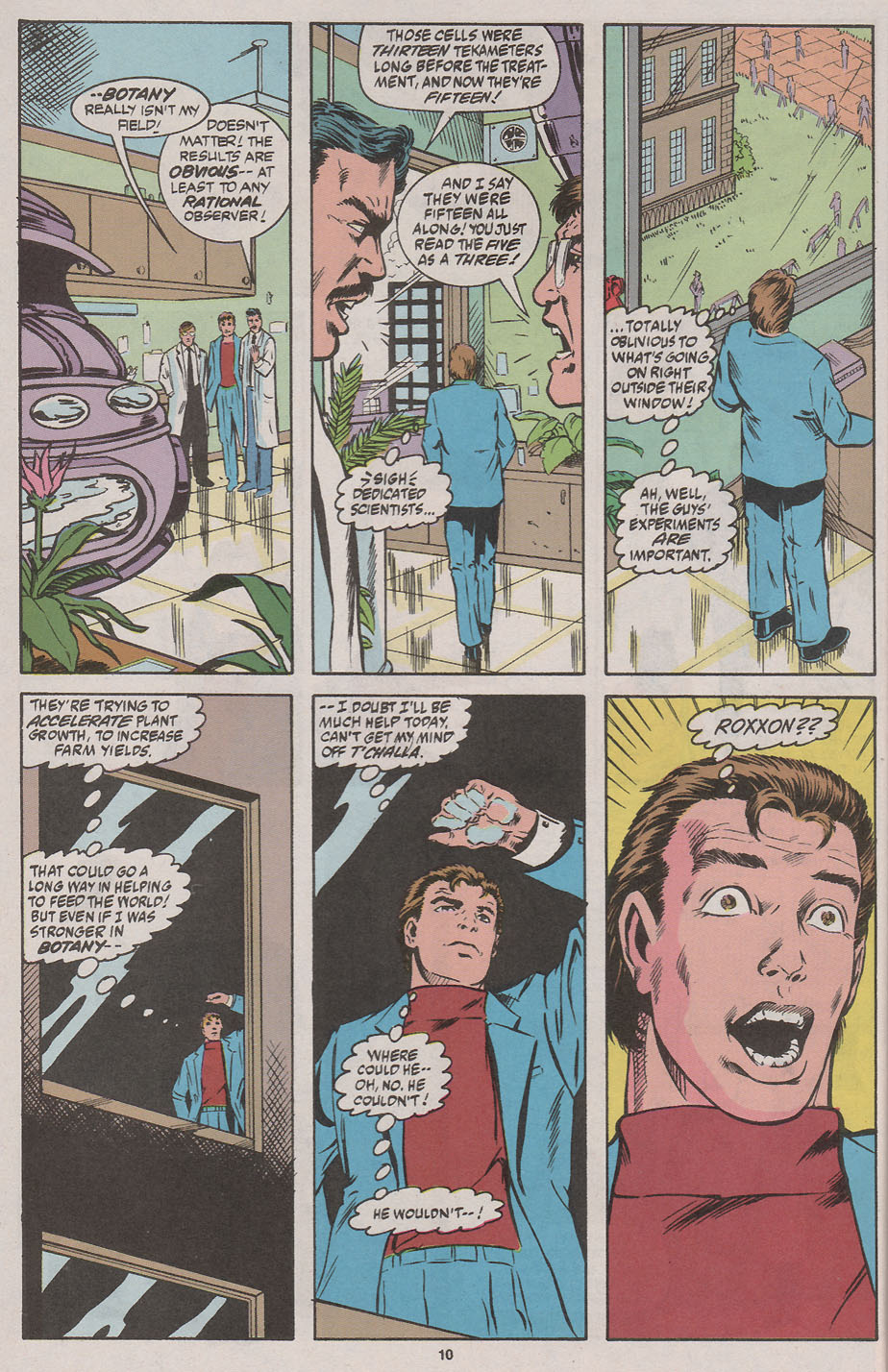 Web of Spider-Man (1985) _Annual 7 #7 - English 8
