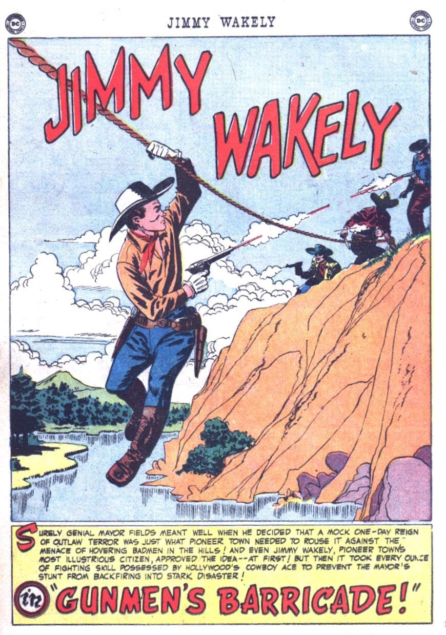 Jimmy Wakely issue 9 - Page 15