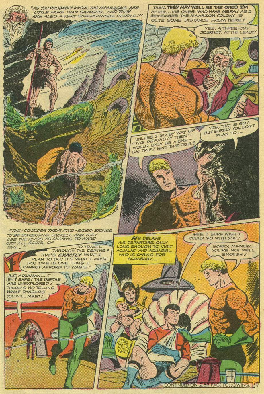 Read online Adventure Comics (1938) comic -  Issue #492 - 16