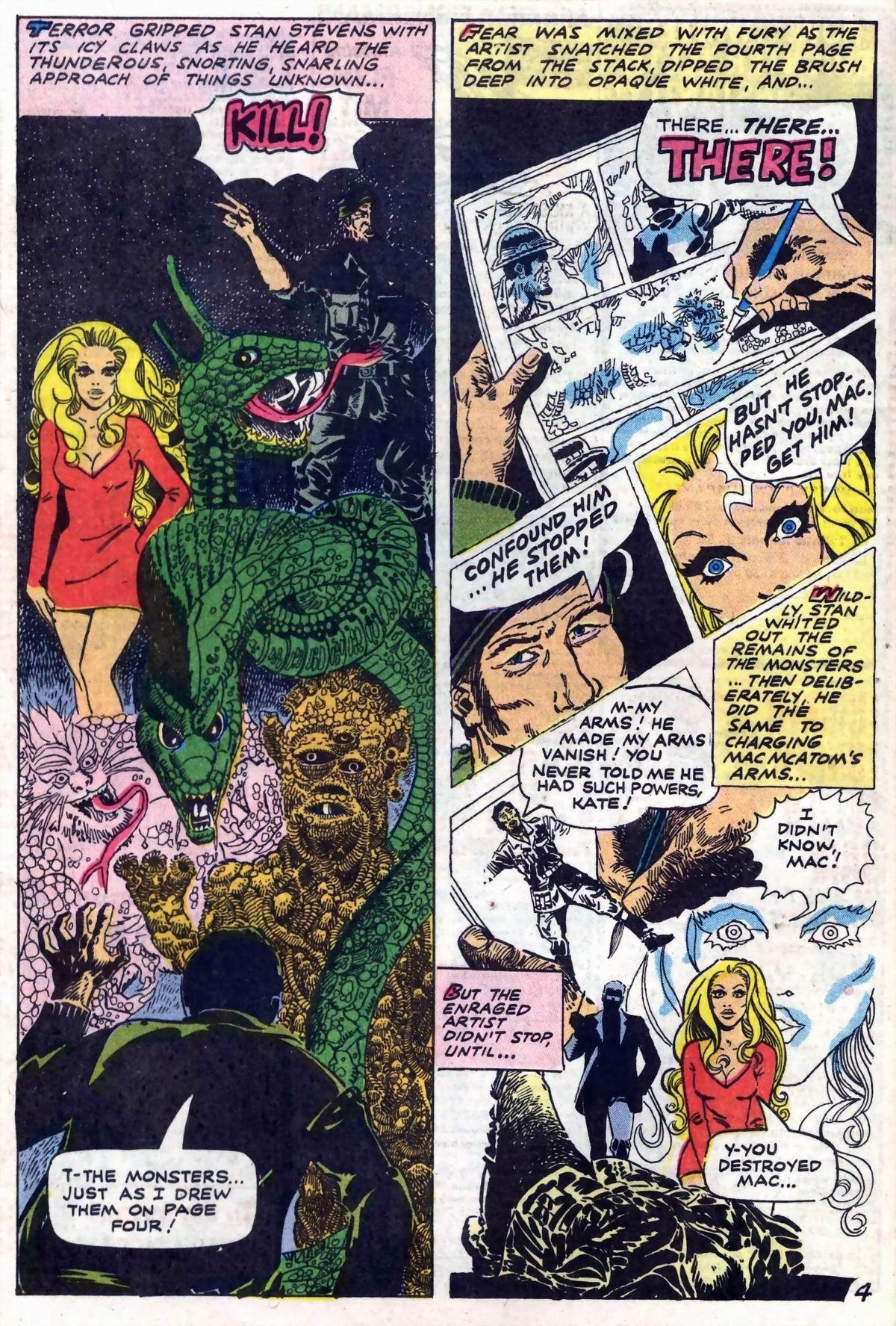 Read online Scary Tales comic -  Issue #41 - 6