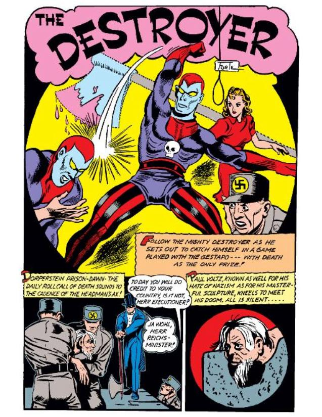 Read online All-Winners Comics comic -  Issue #5 - 55