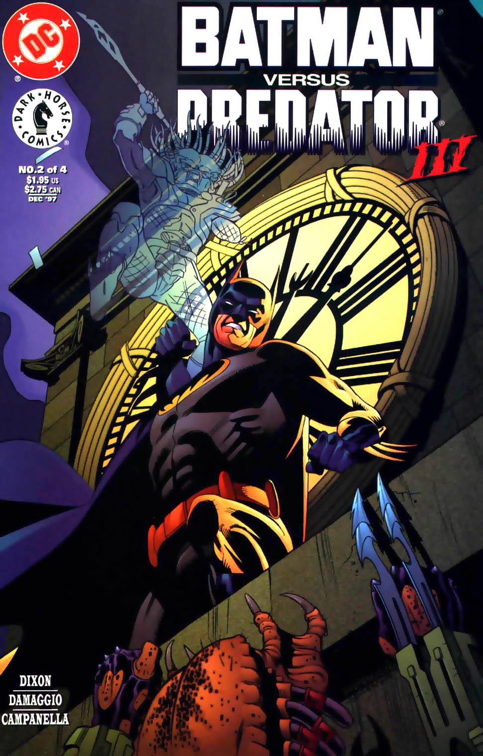 Batman/Predator III 2 Page 1