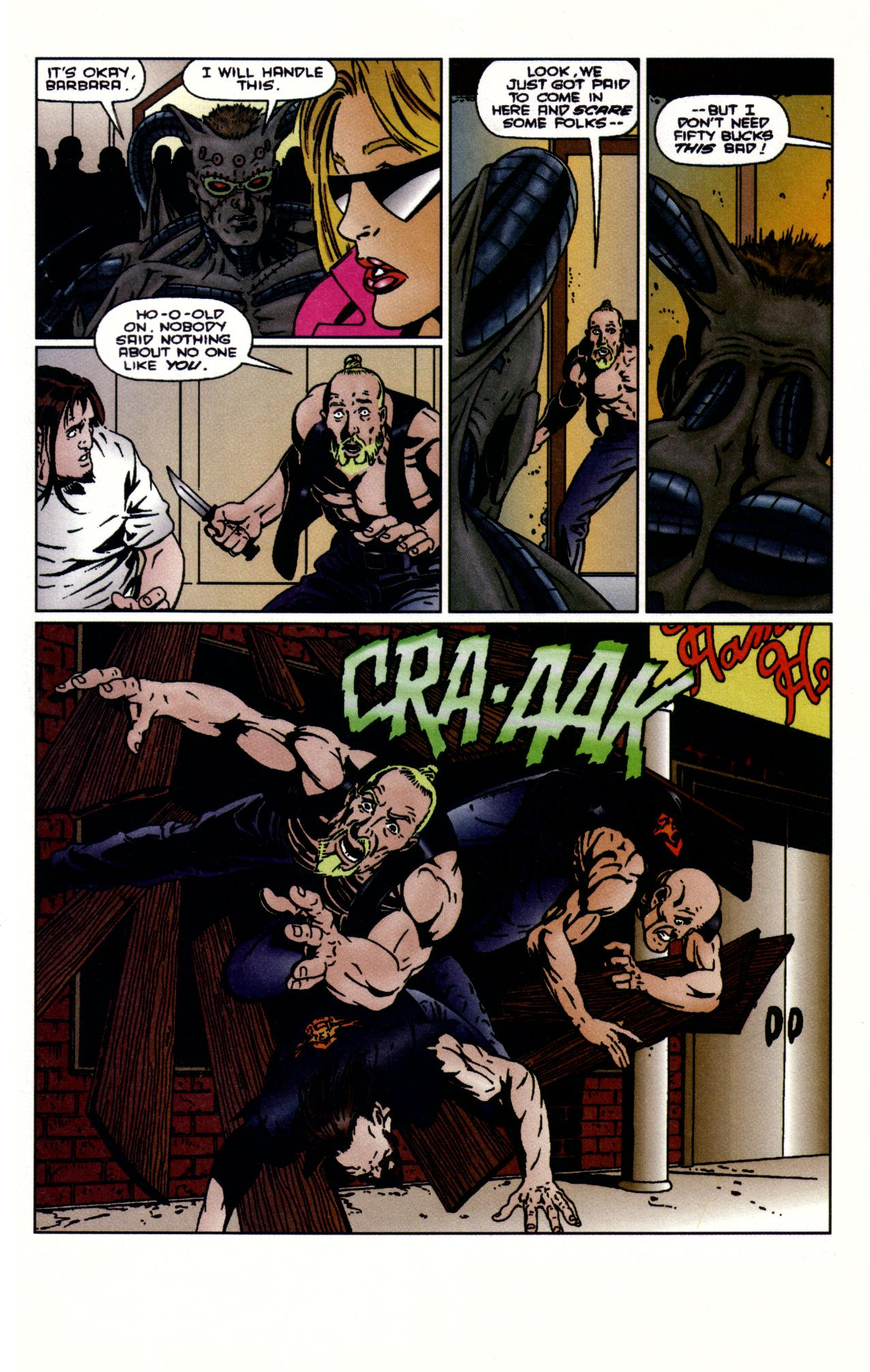 Barb Wire (1994) issue 4 - Page 22