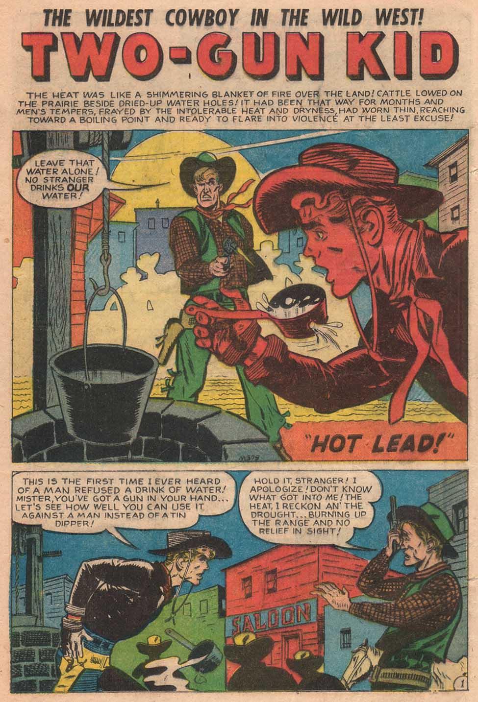 Read online Two-Gun Kid comic -  Issue #38 - 16