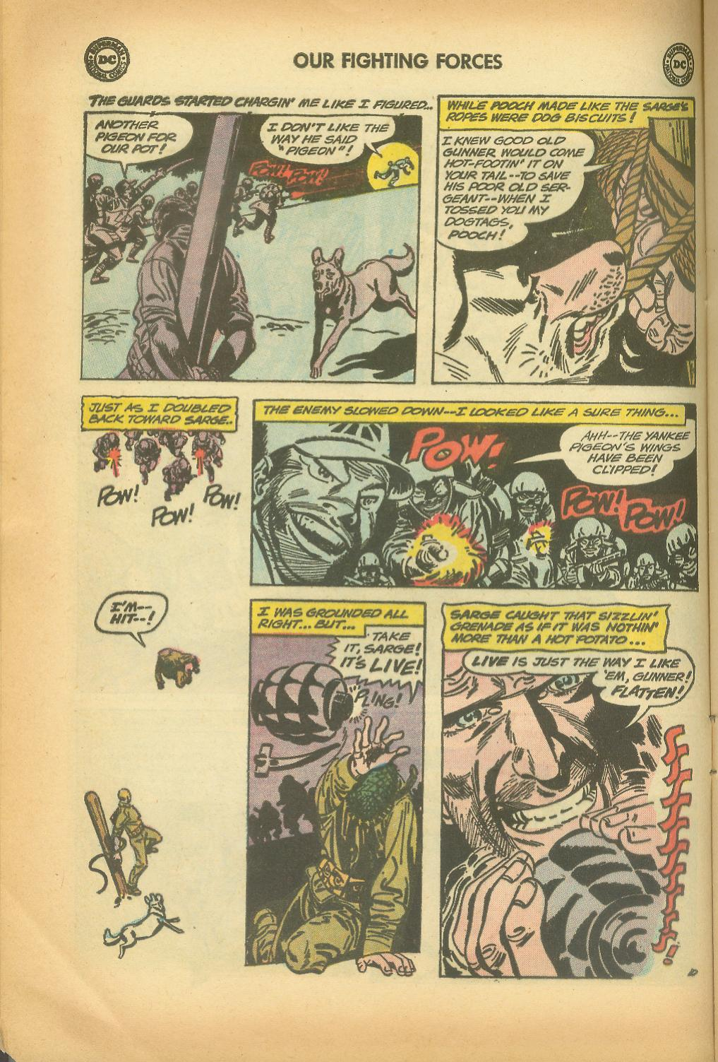 Our Fighting Forces (1954) issue 65 - Page 12