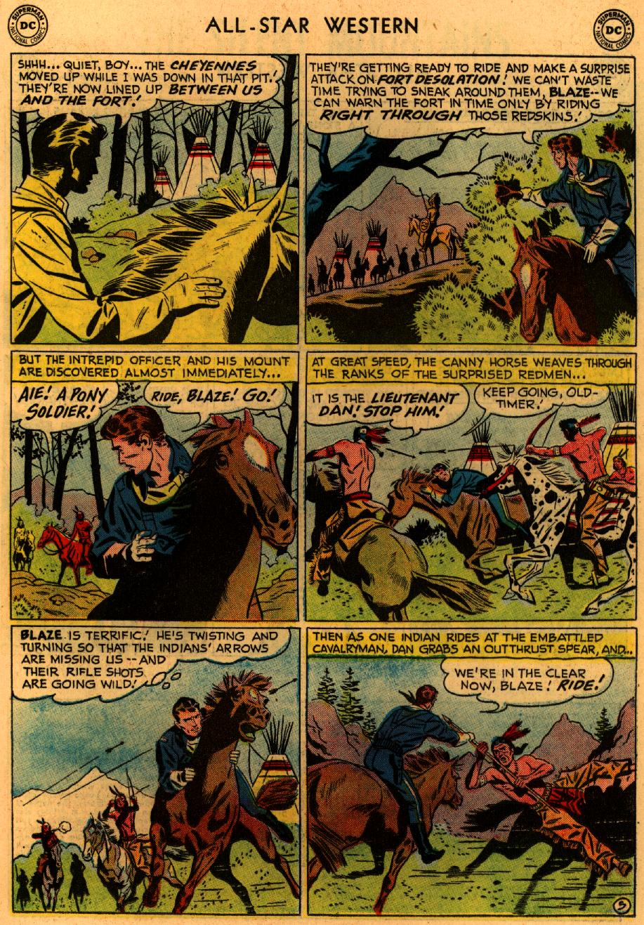 Read online All-Star Western (1951) comic -  Issue #94 - 24