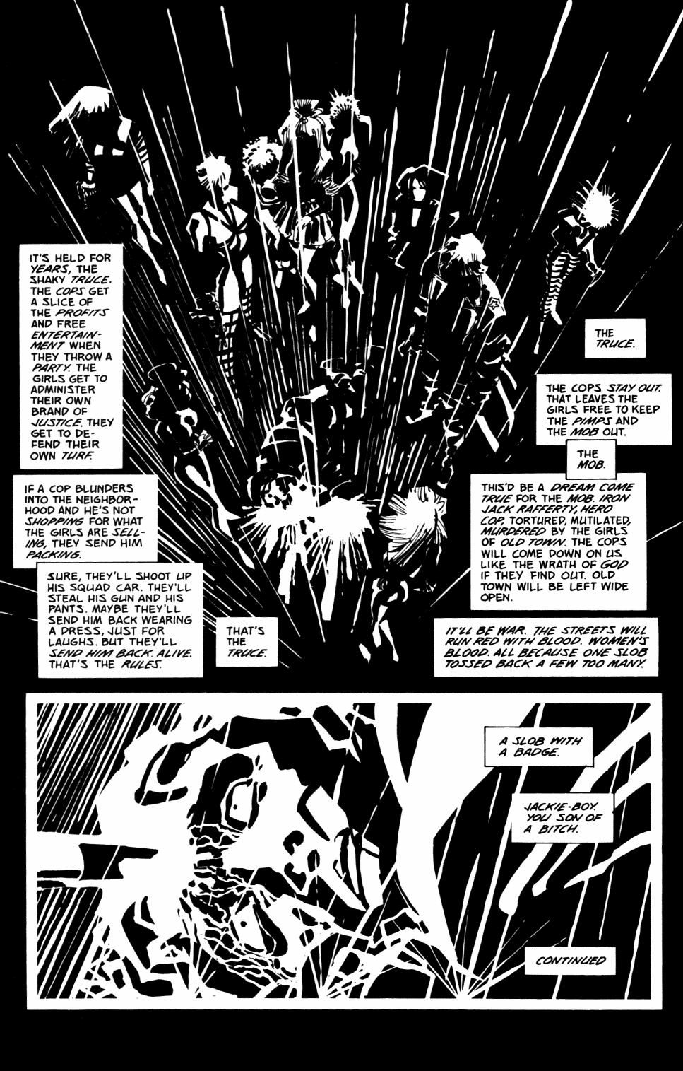Read online Sin City: The Big Fat Kill comic -  Issue #2 - 27