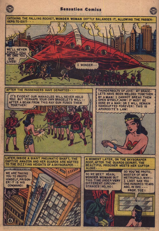Read online Sensation (Mystery) Comics comic -  Issue #103 - 7