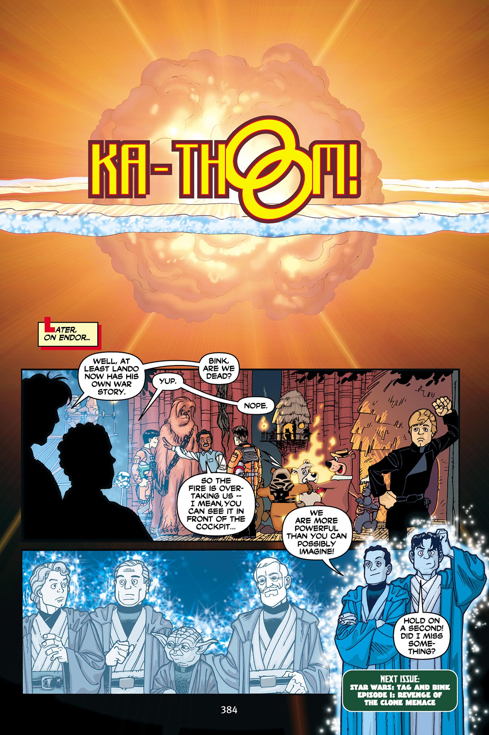 Read online Star Wars Omnibus comic -  Issue # Vol. 30 - 376