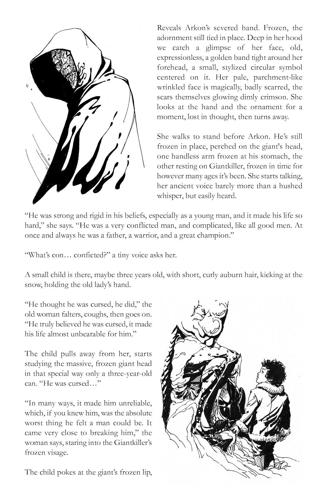 Read online Giantkillers One-Shot comic -  Issue # Full - 34