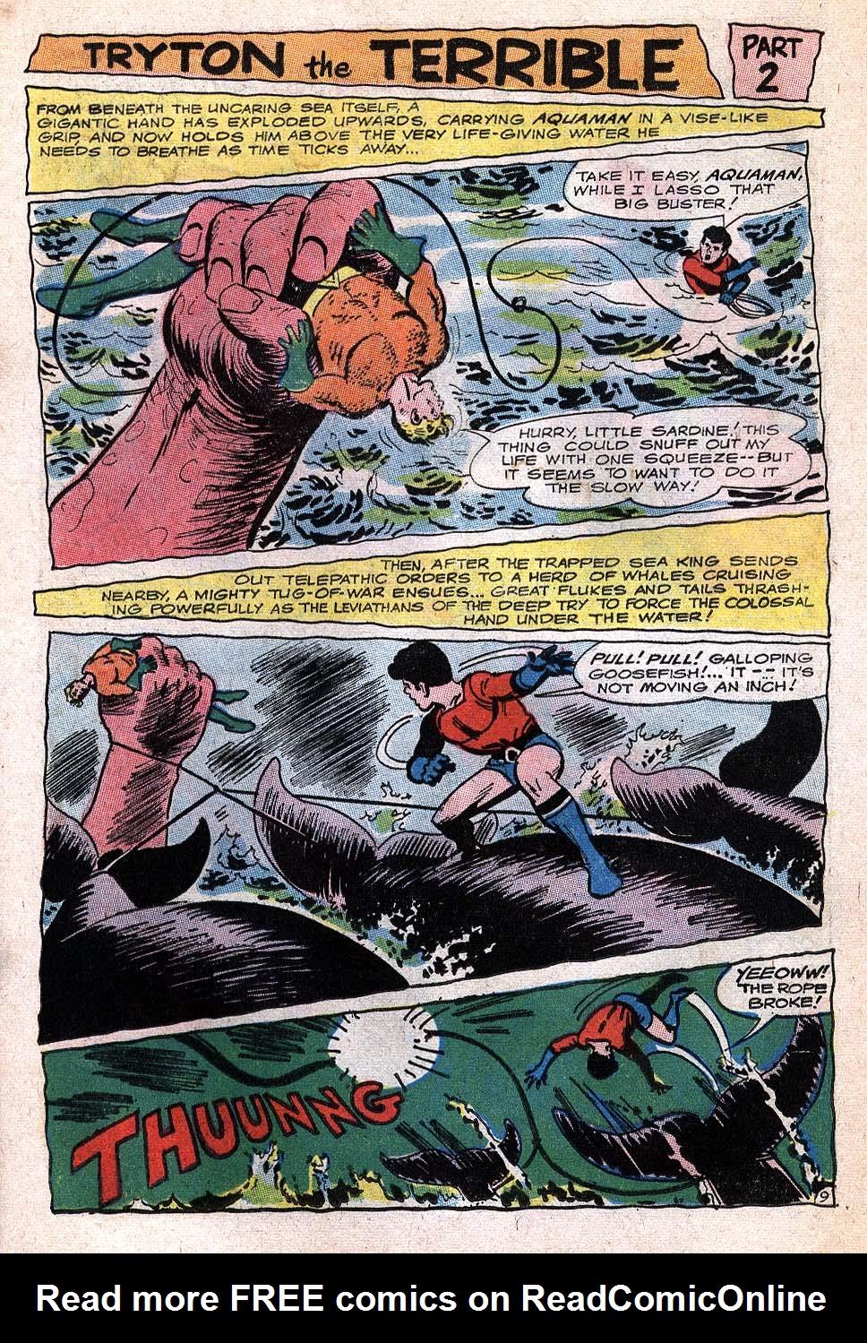 Read online Aquaman (1962) comic -  Issue #32 - 15