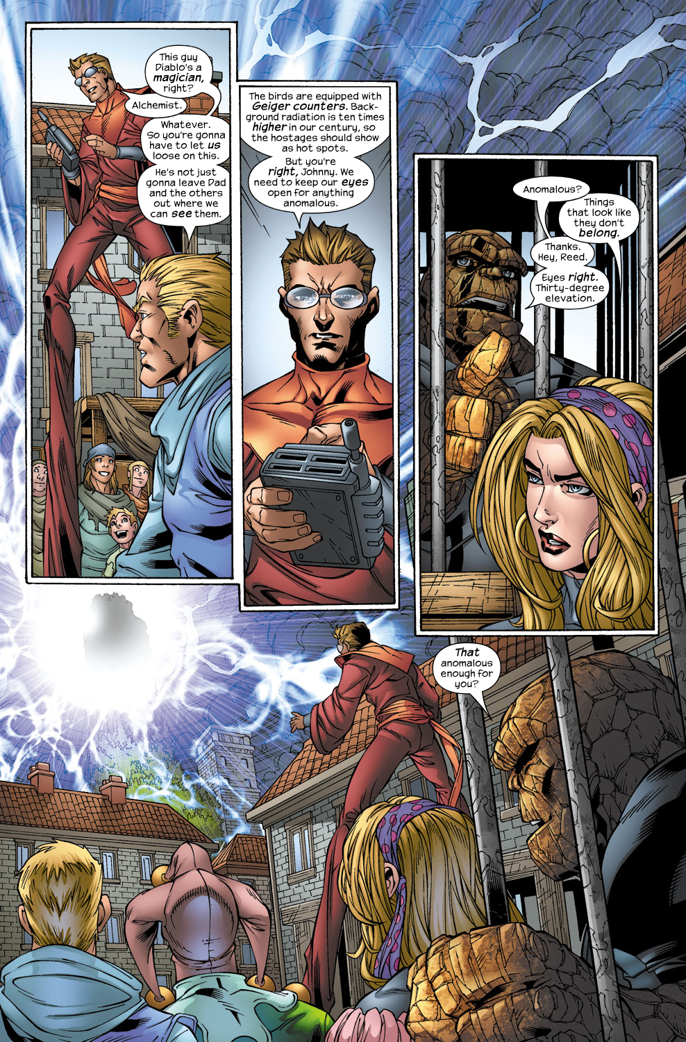 Read online Ultimate Fantastic Four (2004) comic -  Issue #40 - 11