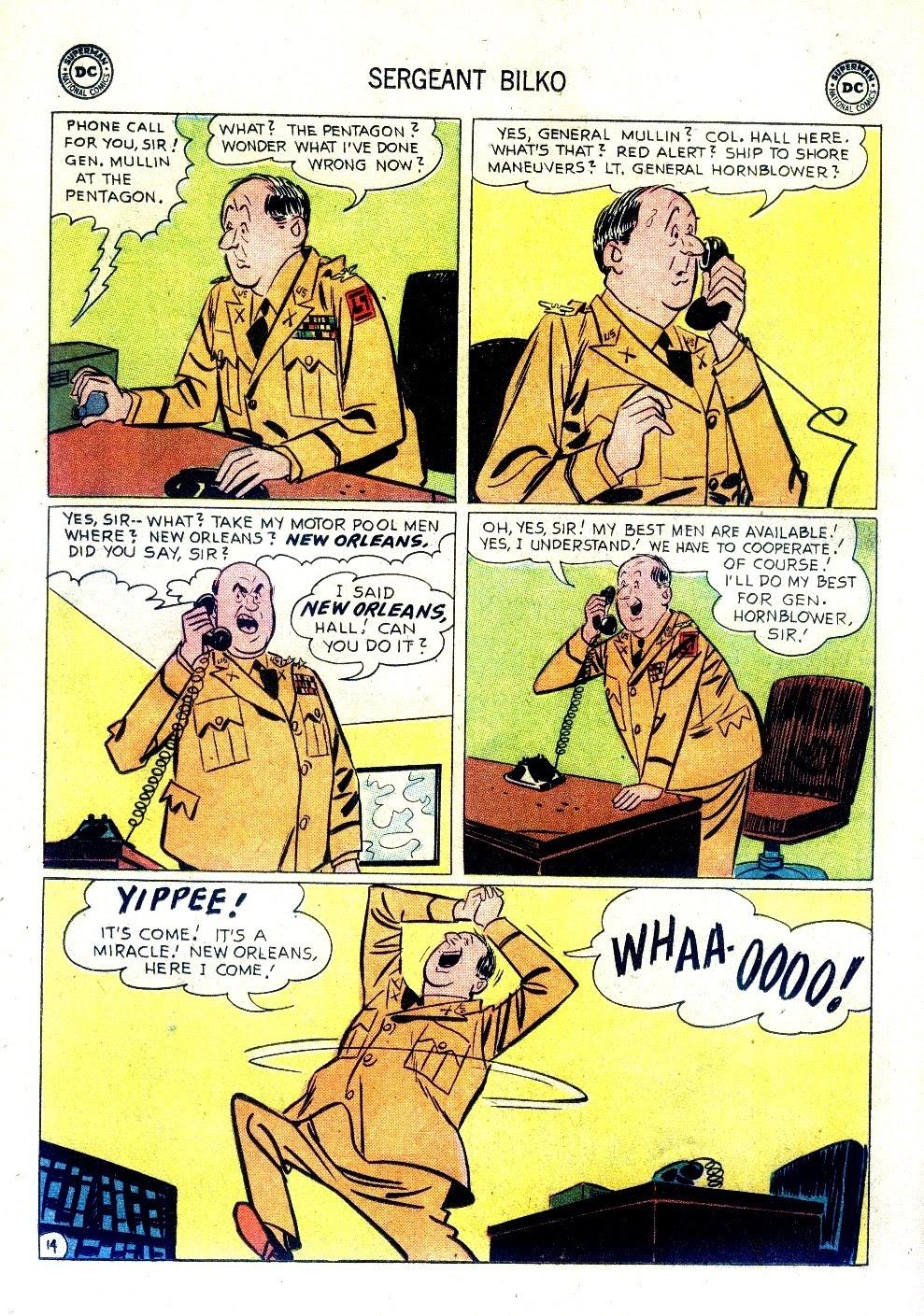 Sergeant Bilko issue 9 - Page 18