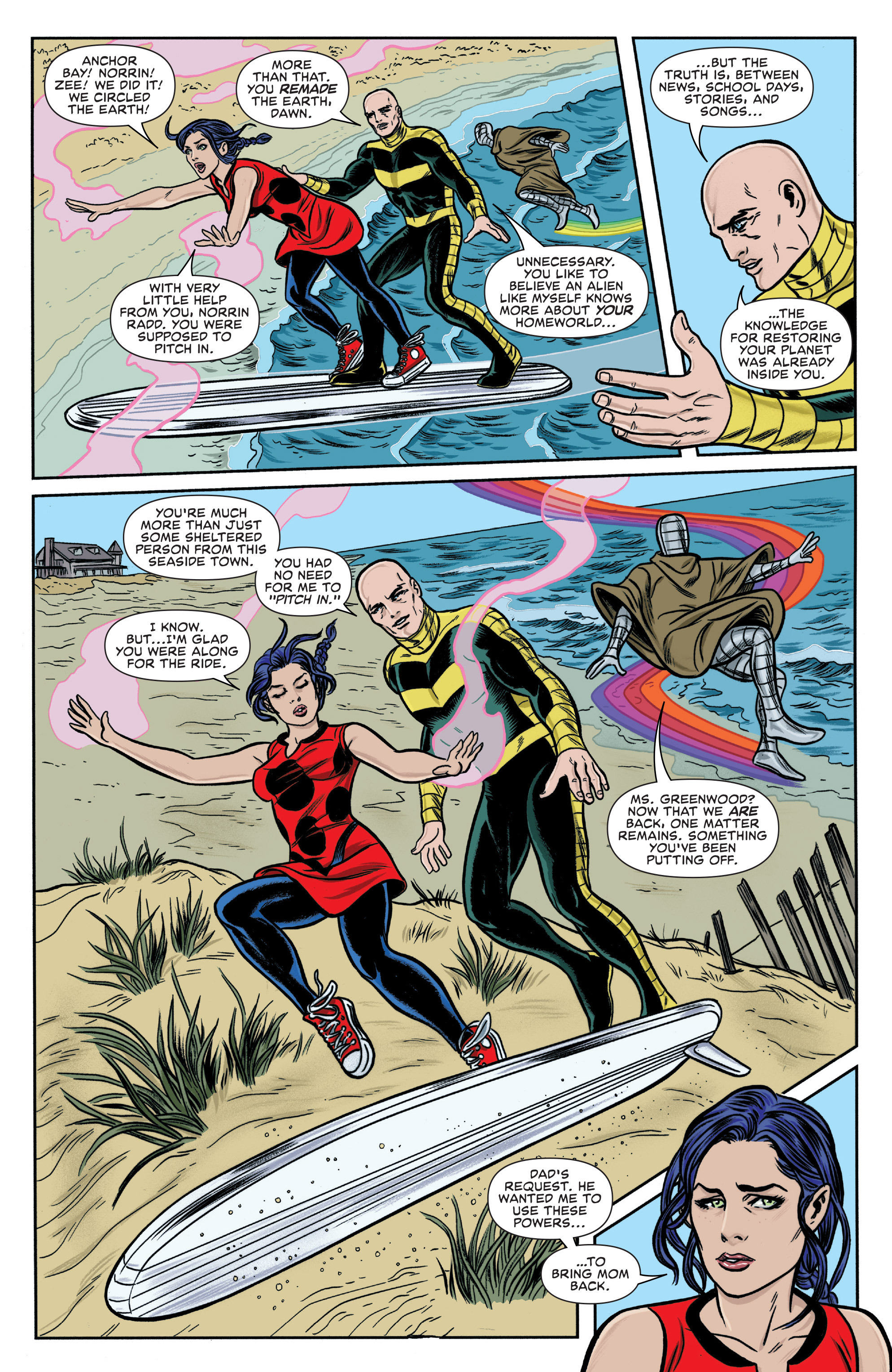 Read online Secret Wars: Last Days of the Marvel Universe comic -  Issue # TPB (Part 2) - 171