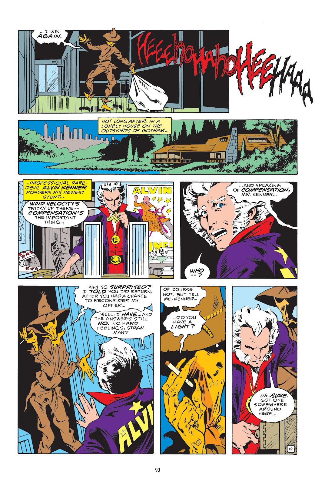 Read online Detective Comics (1937) comic -  Issue # _TPB Batman - The Dark Knight Detective 1 (Part 1) - 90