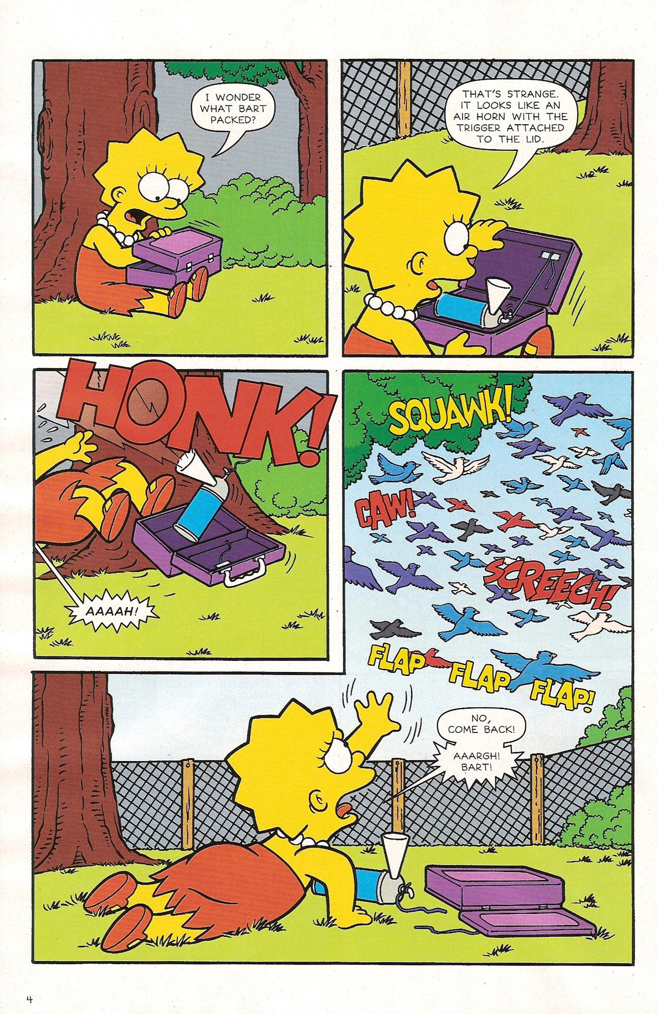 Read online Simpsons Comics comic -  Issue #174 - 6