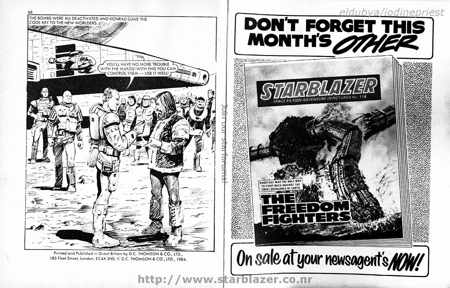 Starblazer issue 119 - Page 35