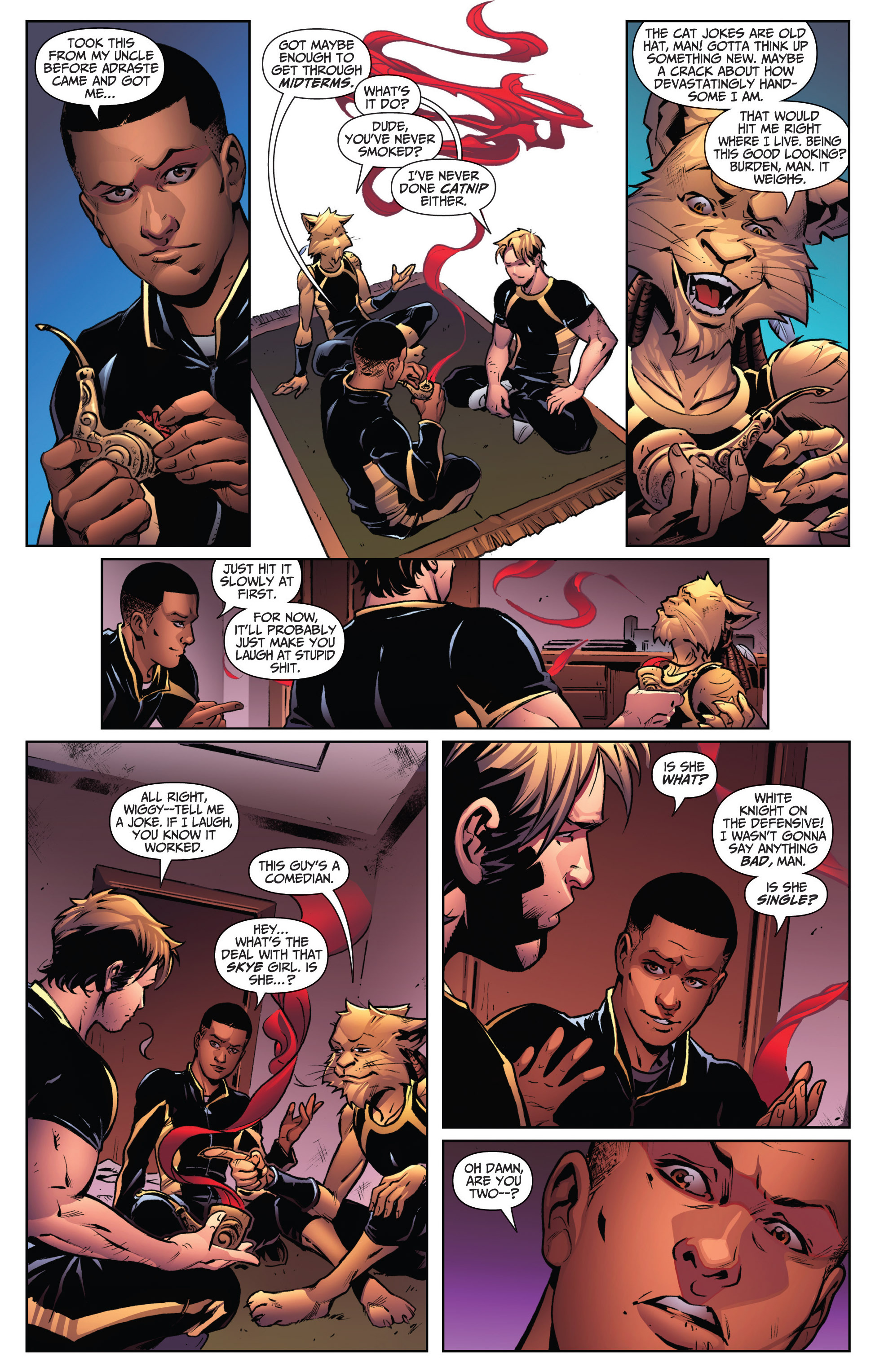 Read online Grimm Fairy Tales: Arcane Acre comic -  Issue # TPB 3 - 26