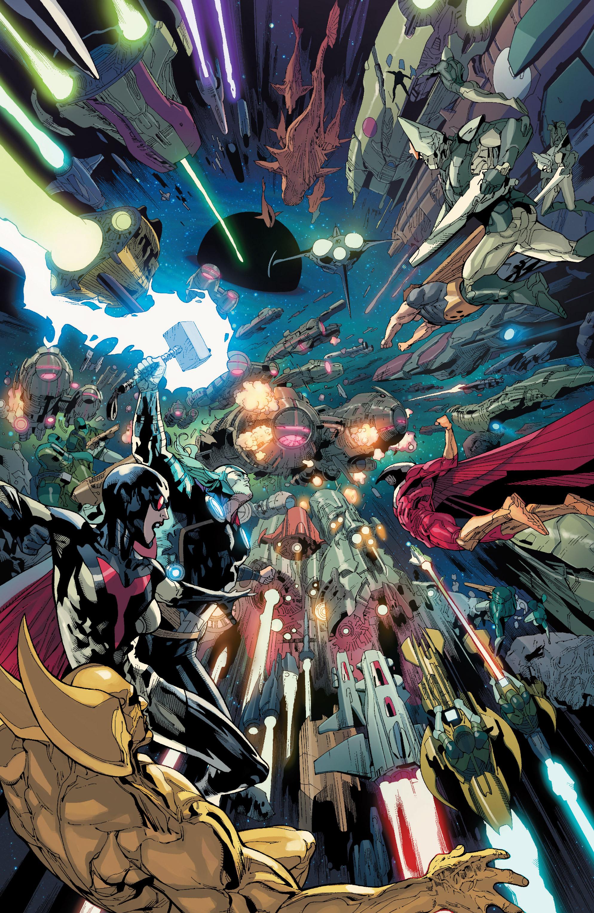 Read online Avengers (2013) comic -  Issue #Avengers (2013) _TPB 4 - 22