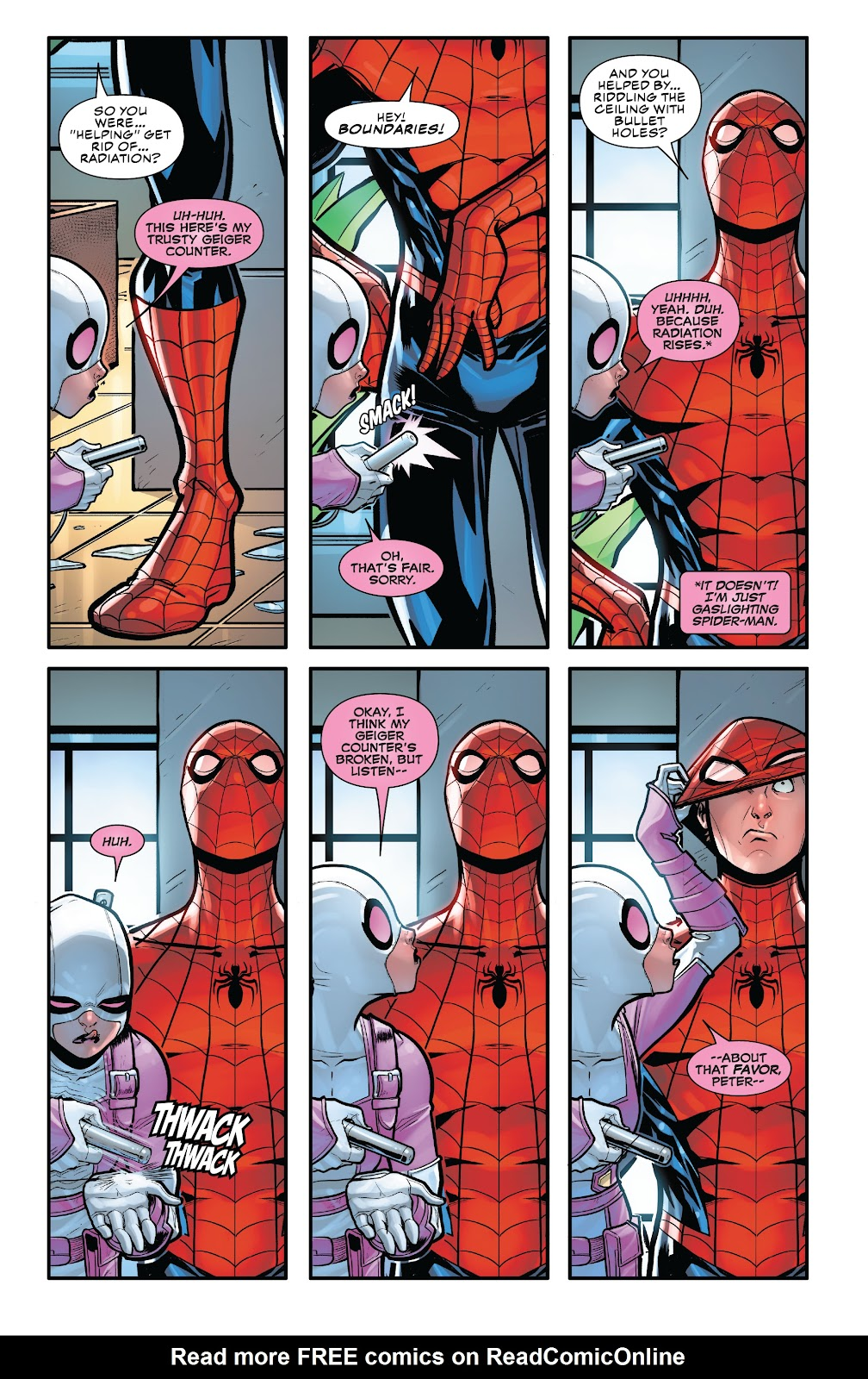 Gwenpool Strikes Back issue _TPB - Page 13