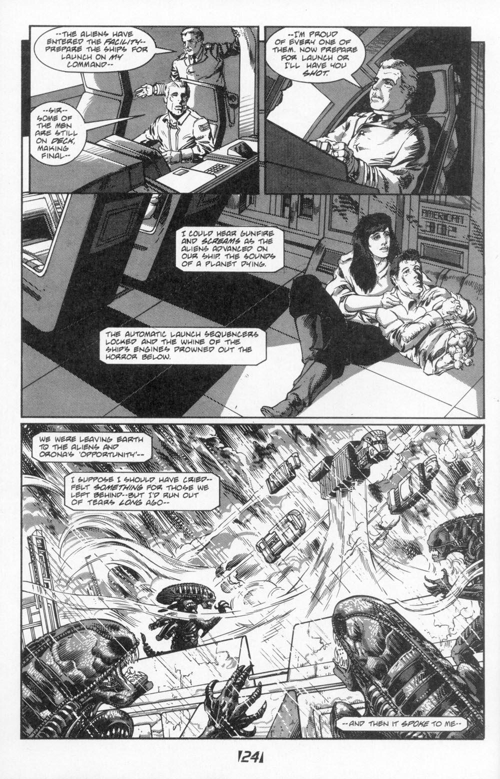 Read online Aliens (1988) comic -  Issue #6 - 26