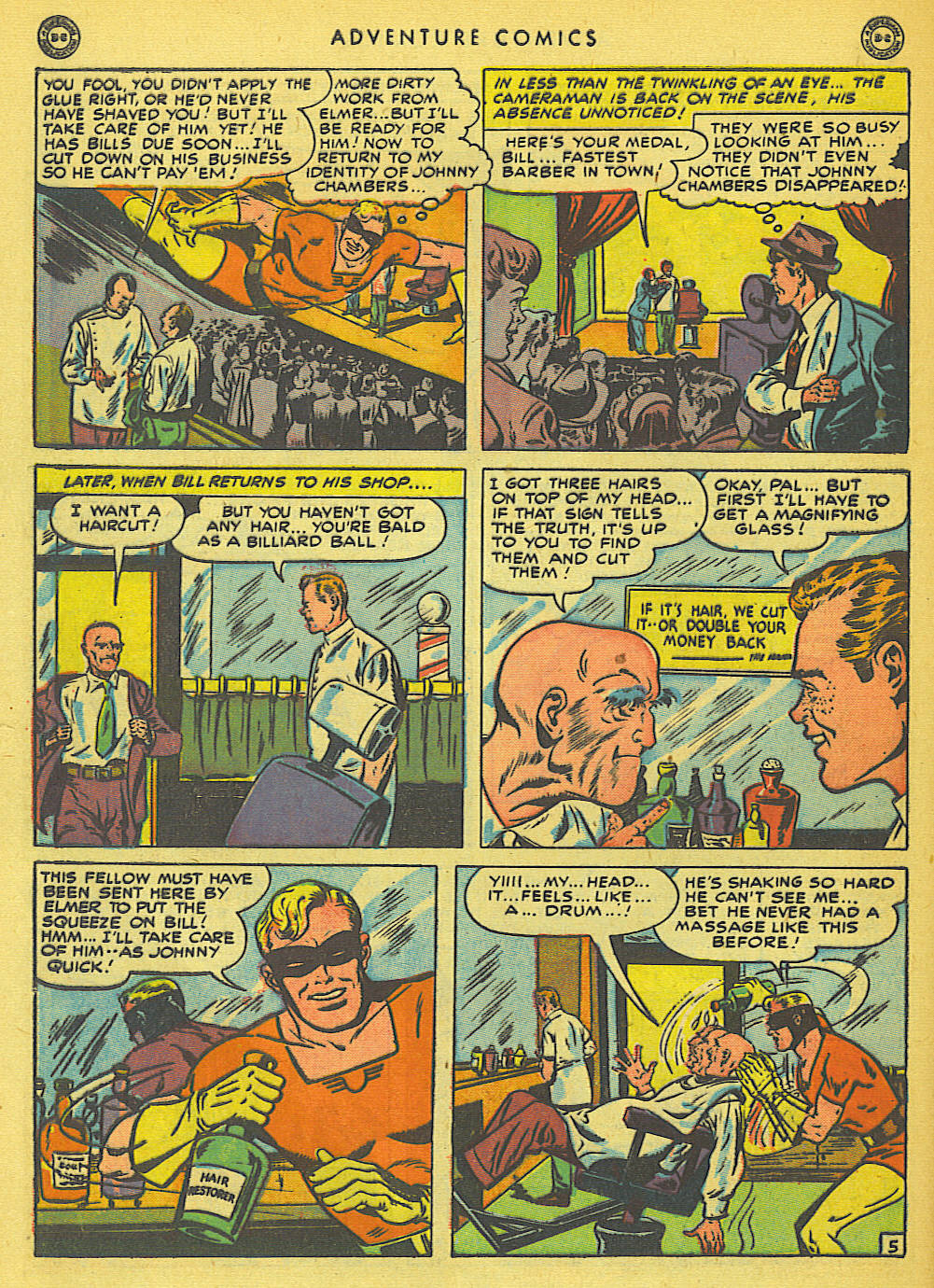 Read online Adventure Comics (1938) comic -  Issue #138 - 46