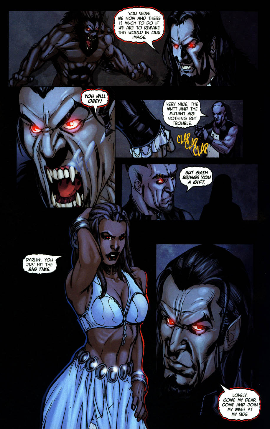 Army of Darkness (2006) Issue #9 #5 - English 18