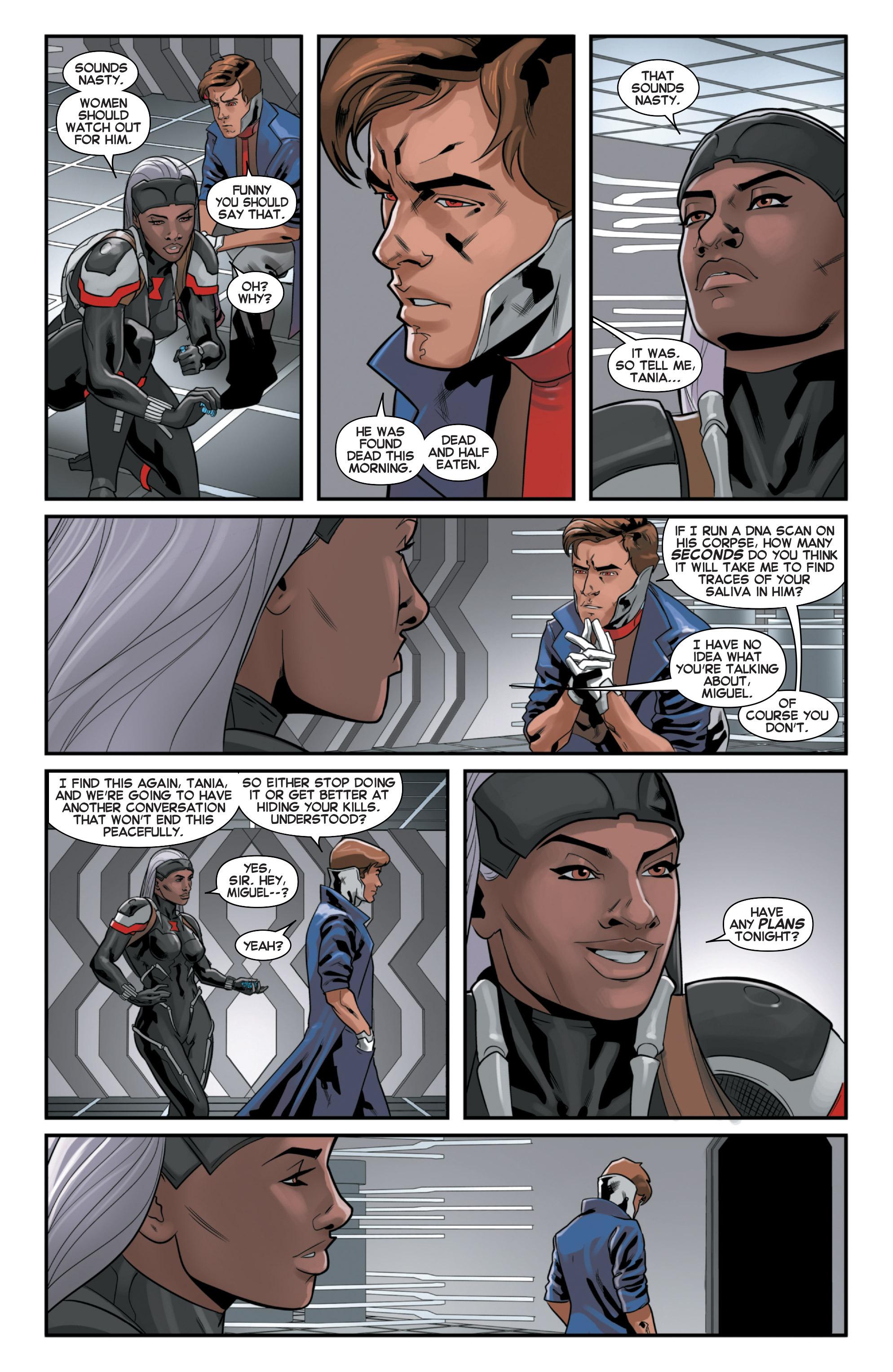 Read online Secret Wars 2099 comic -  Issue #2 - 12