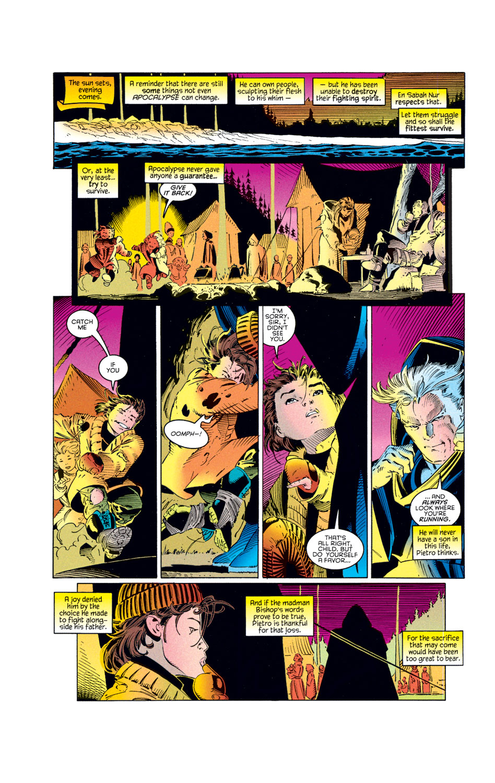 Read online Amazing X-Men (1995) comic -  Issue #1 - 14